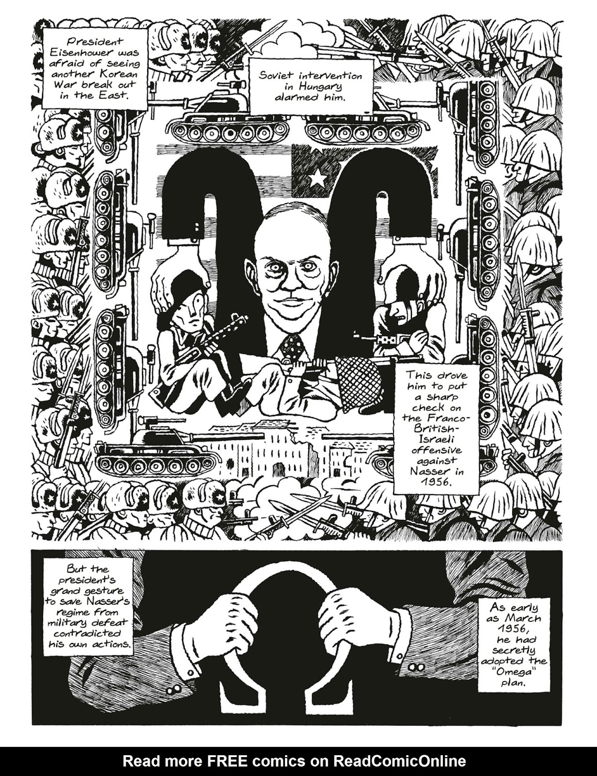 Best of Enemies: A History of US and Middle East Relations issue TPB_2 - Page 4