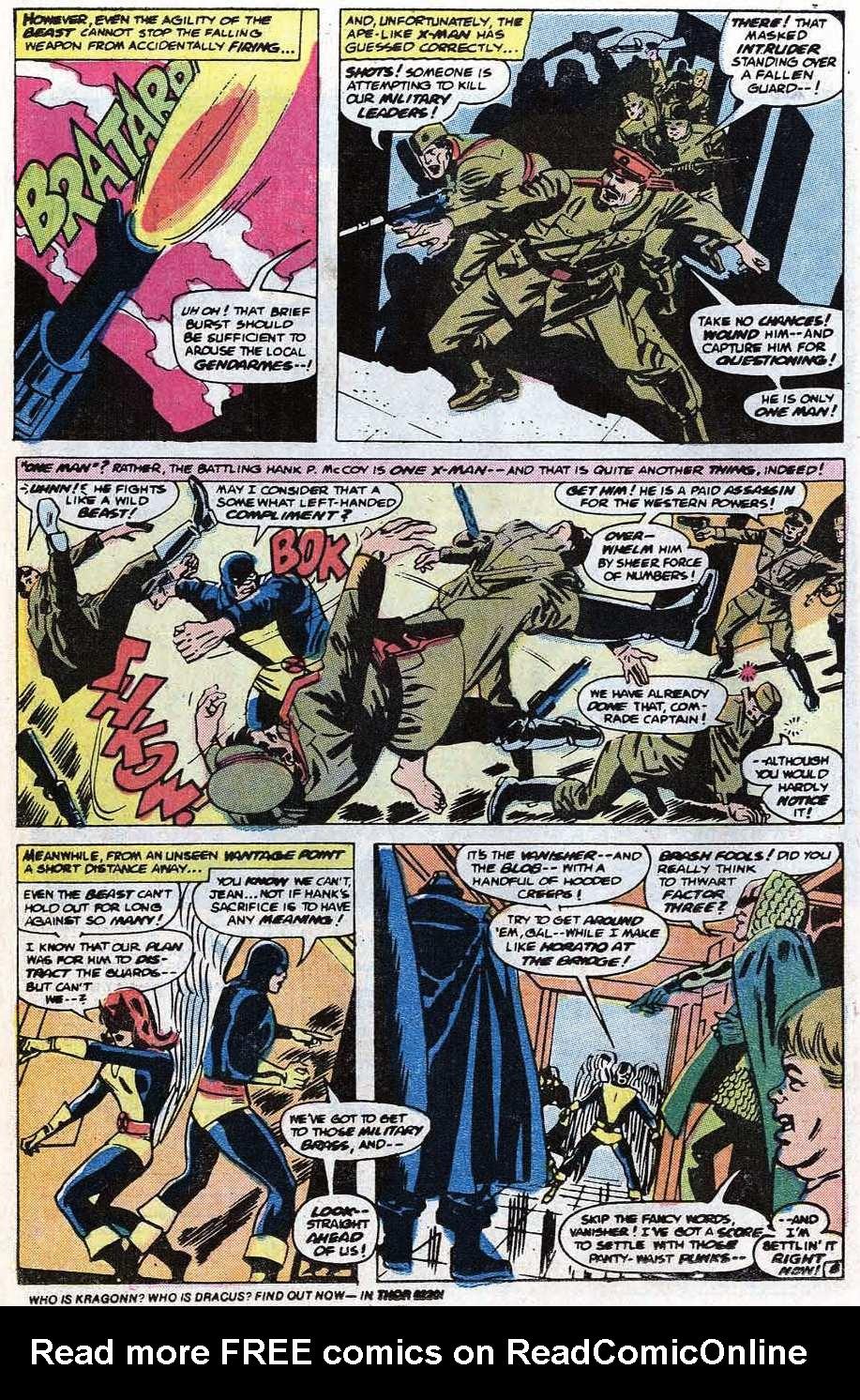 Uncanny X-Men (1963) 86 Page 15