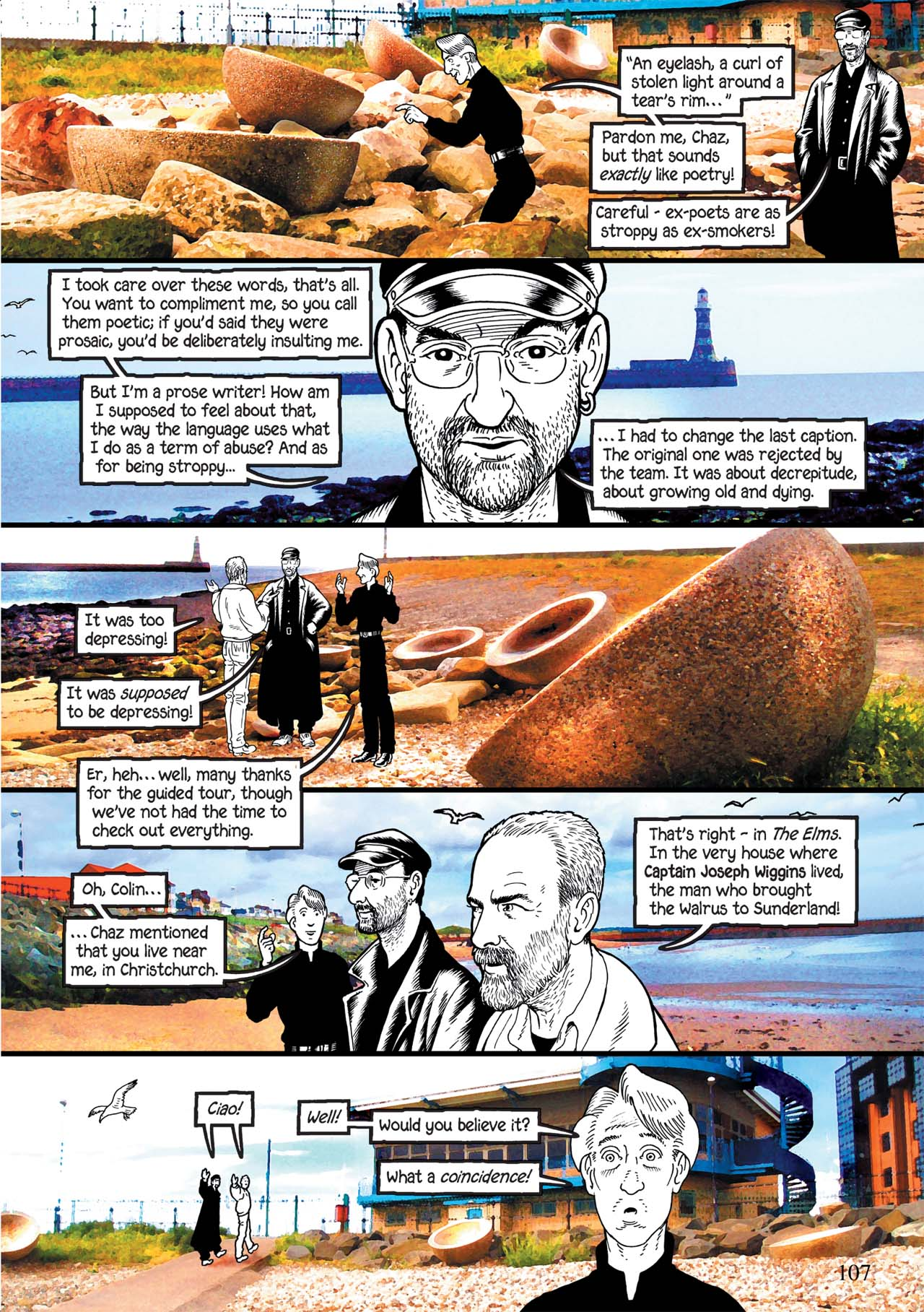 Read online Alice in Sunderland comic -  Issue # Full - 111