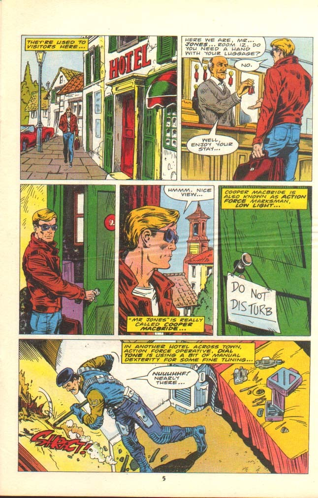 G.I. Joe European Missions issue 7 - Page 4