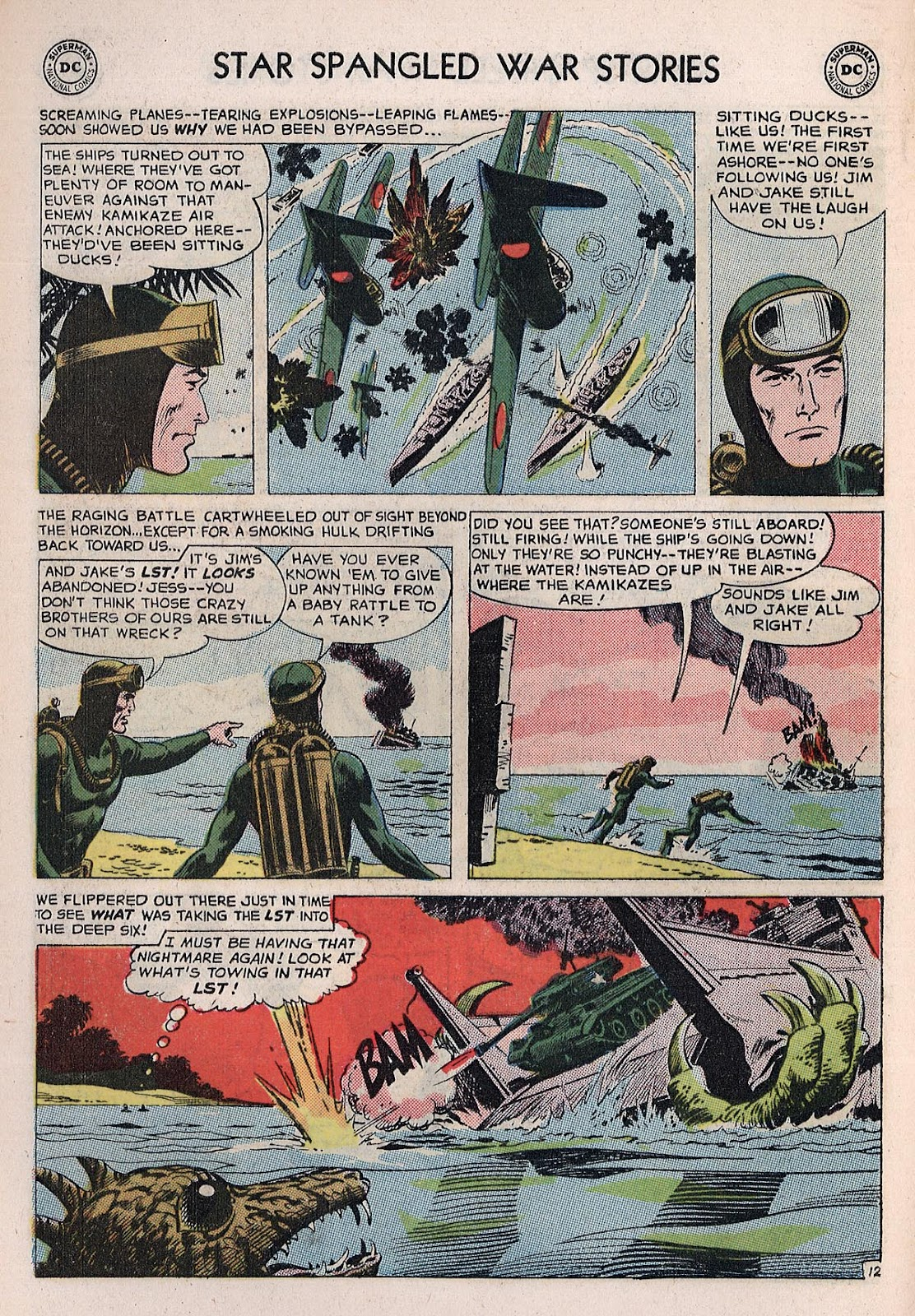 Star Spangled War Stories (1952) issue 122 - Page 18