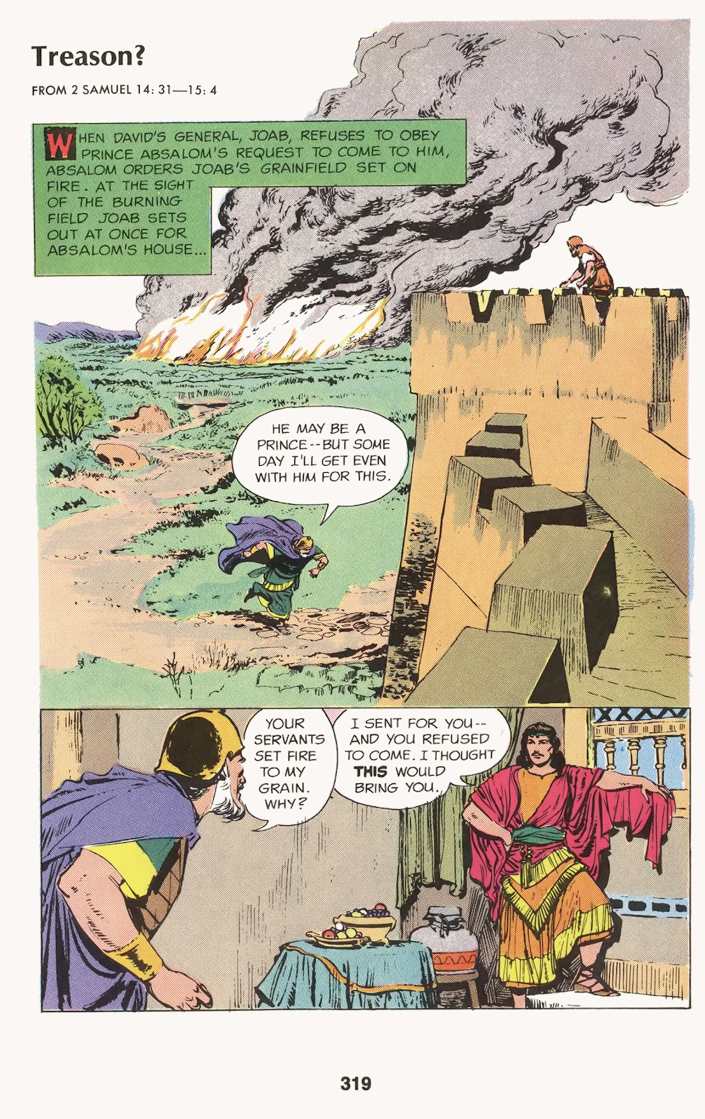 The Picture Bible issue TPB (Part 4) - Page 22
