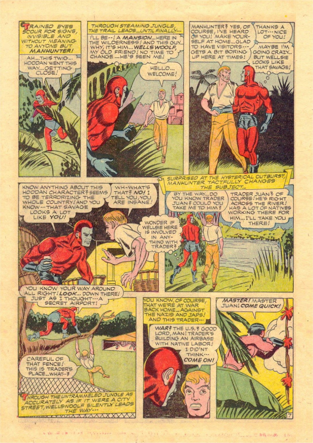 Read online Adventure Comics (1938) comic -  Issue #87 - 49