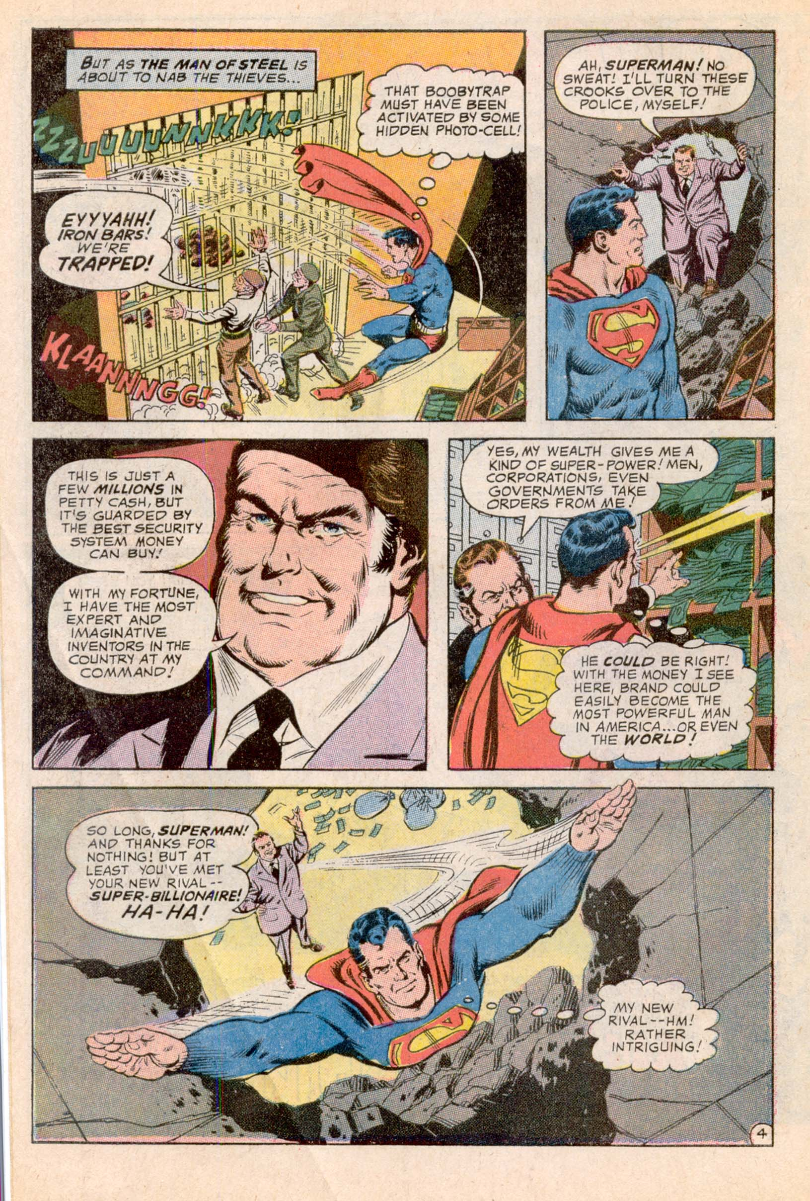 Read online Action Comics (1938) comic -  Issue #394 - 7