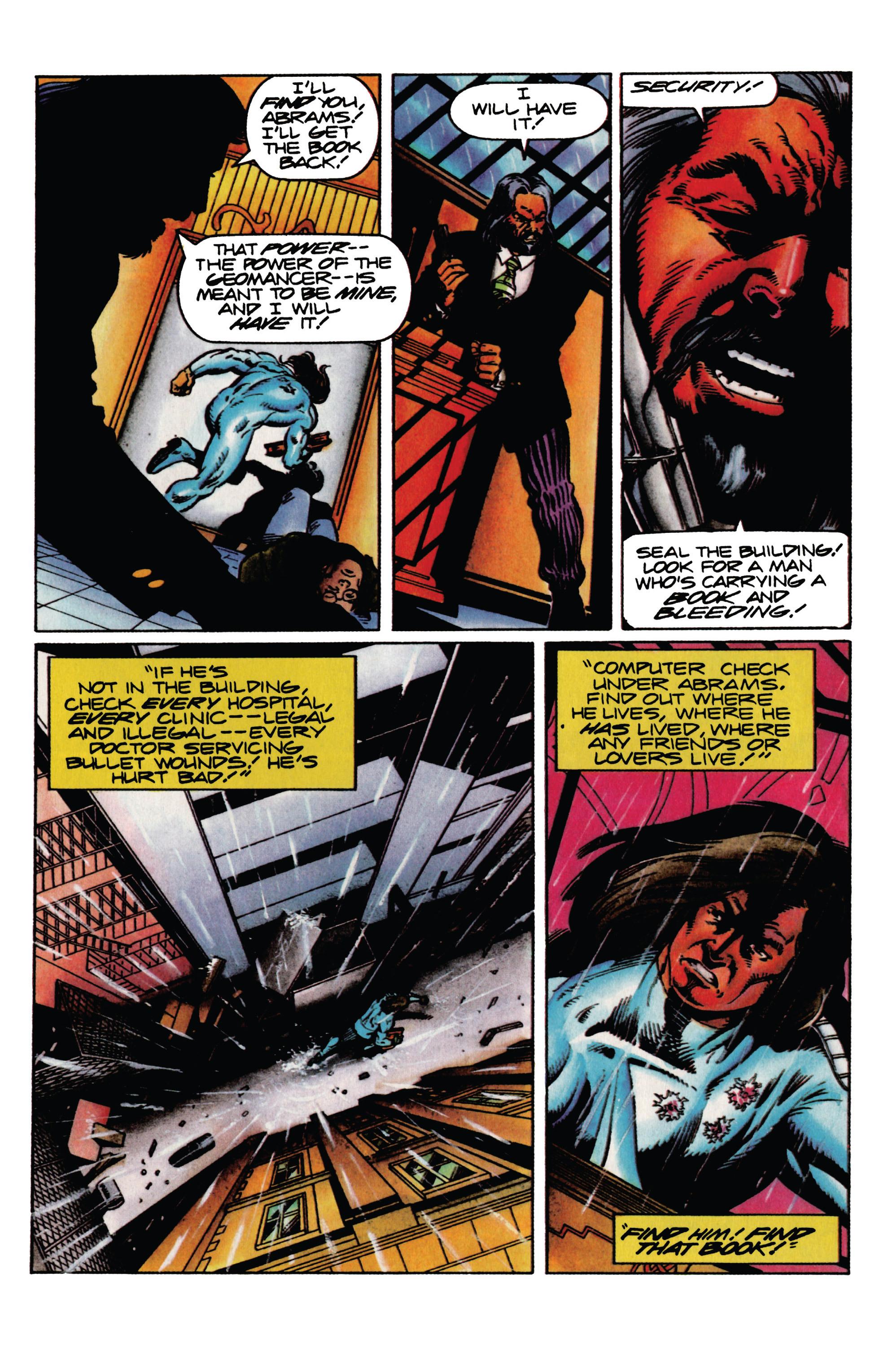 Read online Eternal Warrior (1992) comic -  Issue #27 - 20
