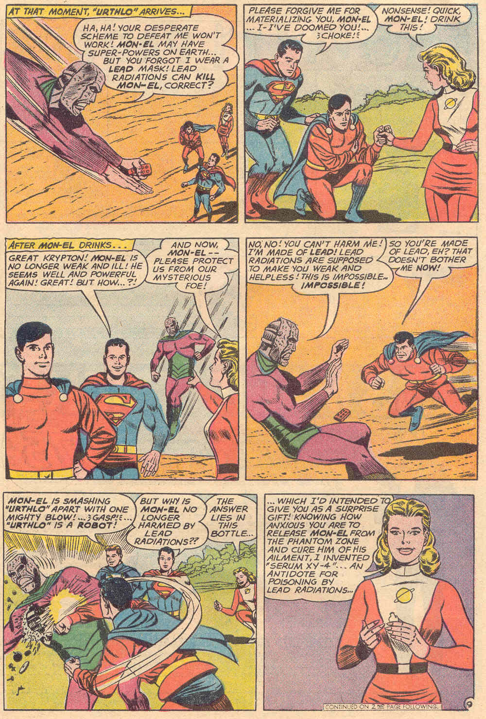 Read online Action Comics (1938) comic -  Issue #377 - 27