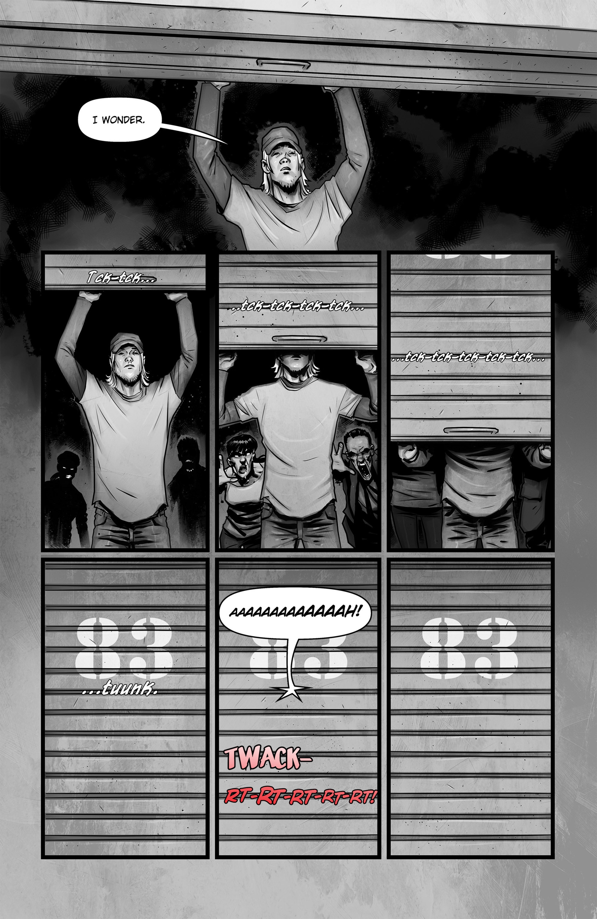 Read online Self Storage comic -  Issue #6 - 17