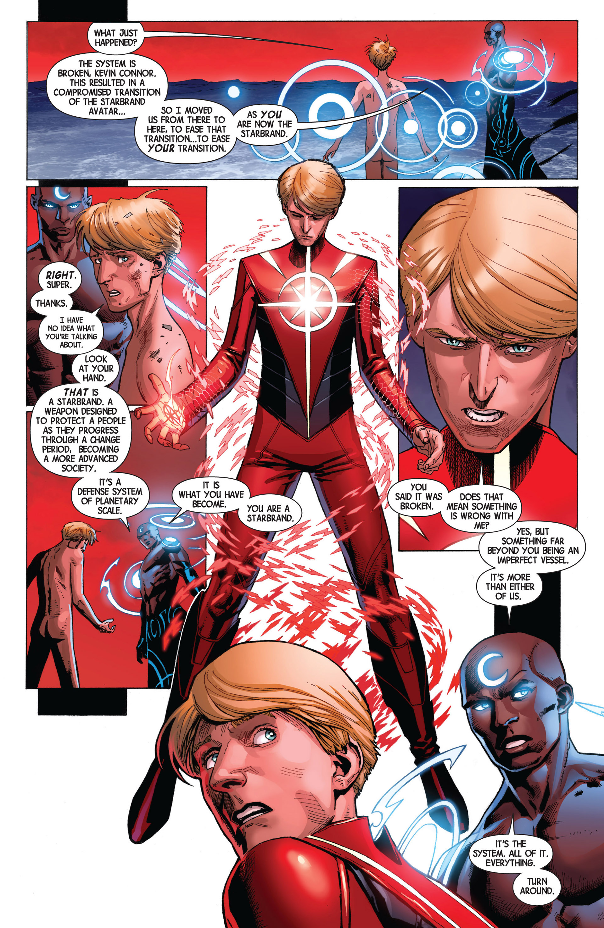 Read online Avengers (2013) comic -  Issue #8 - 18