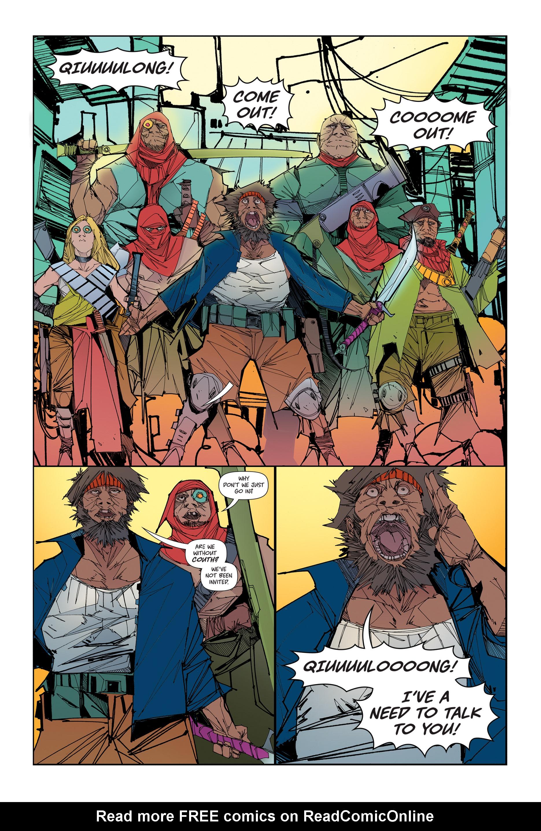 Read online Scrimshaw comic -  Issue #4 - 16