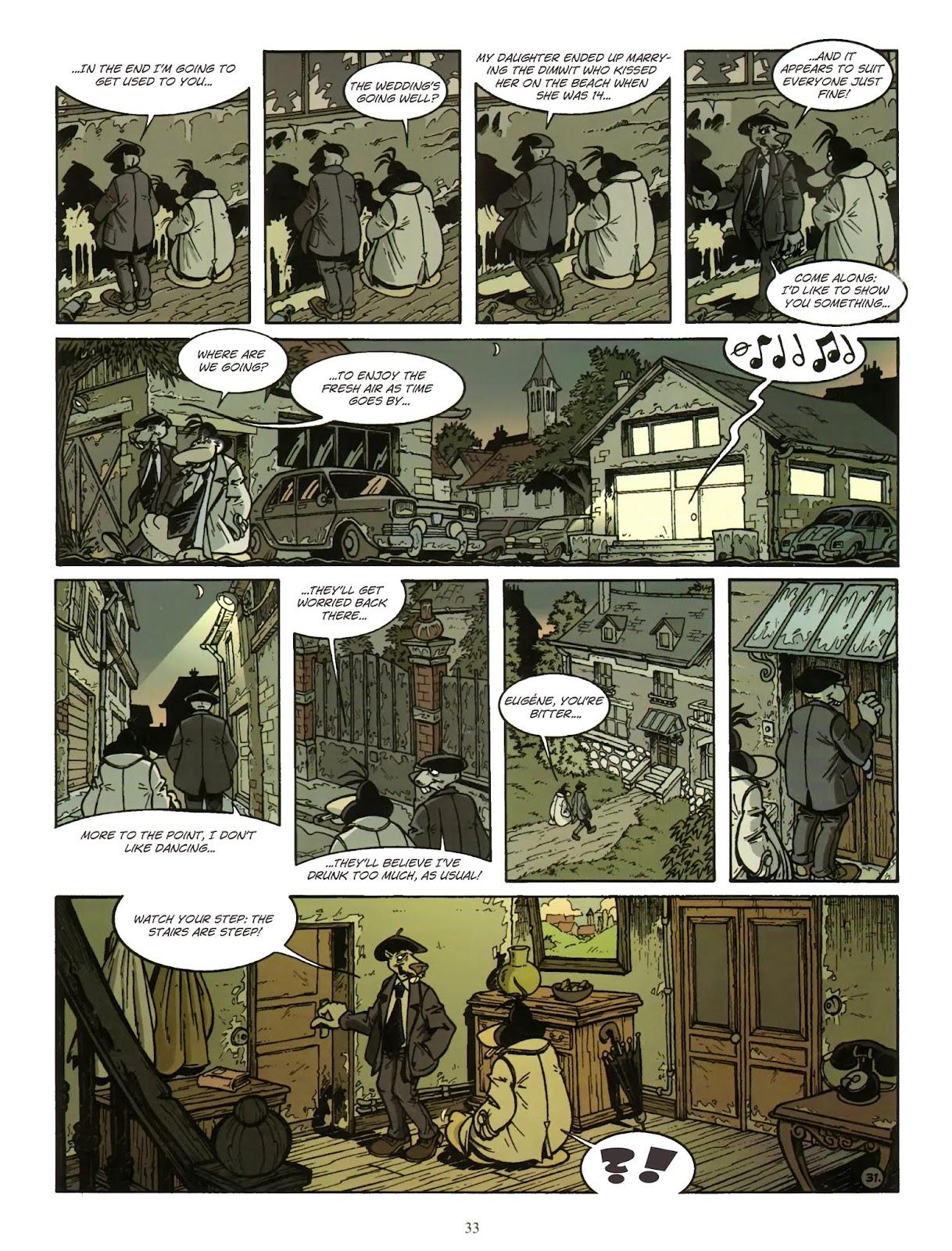 Une enquête de l'inspecteur Canardo issue 11 - Page 34