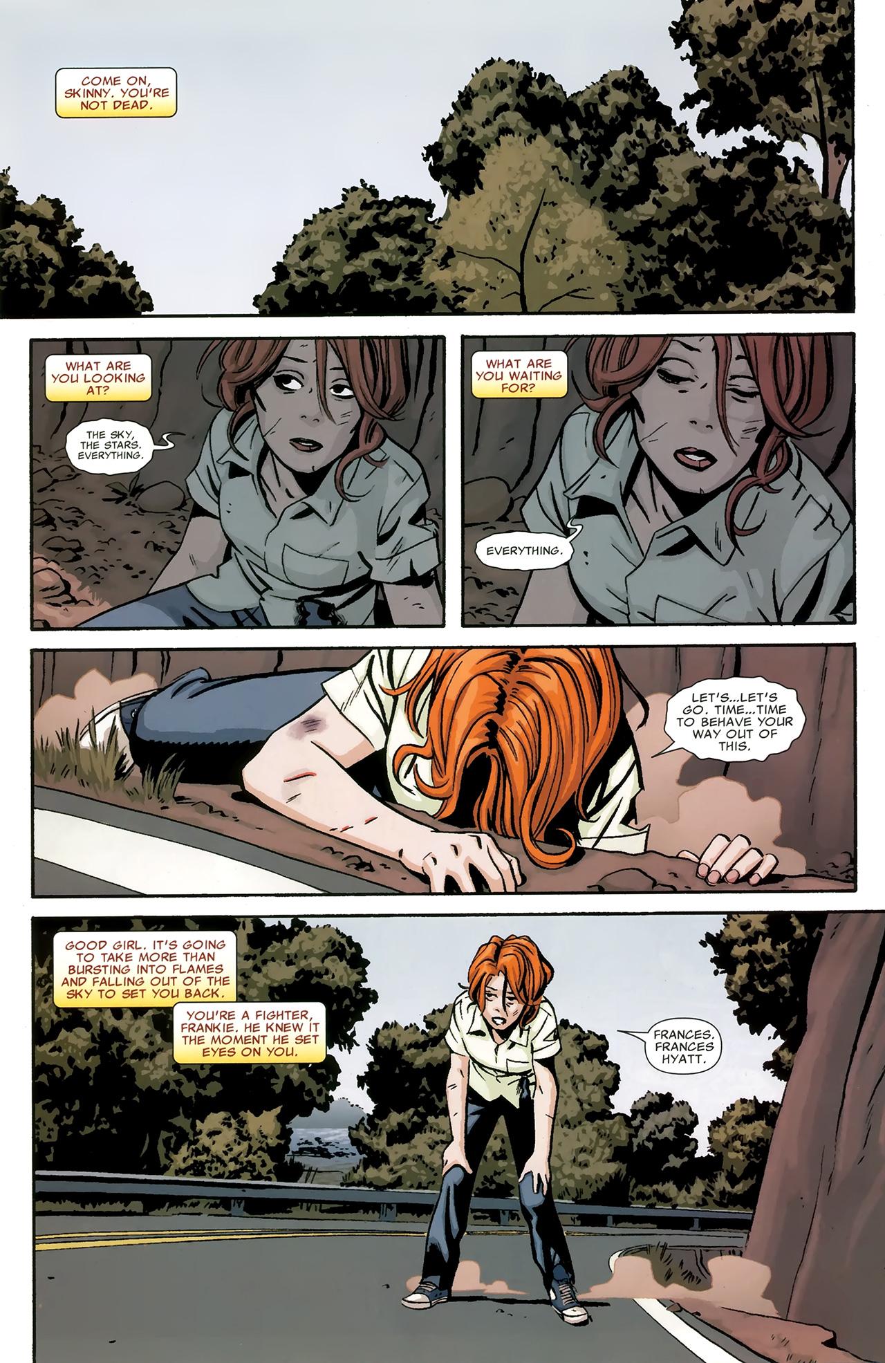 Read online Heralds comic -  Issue #2 - 15