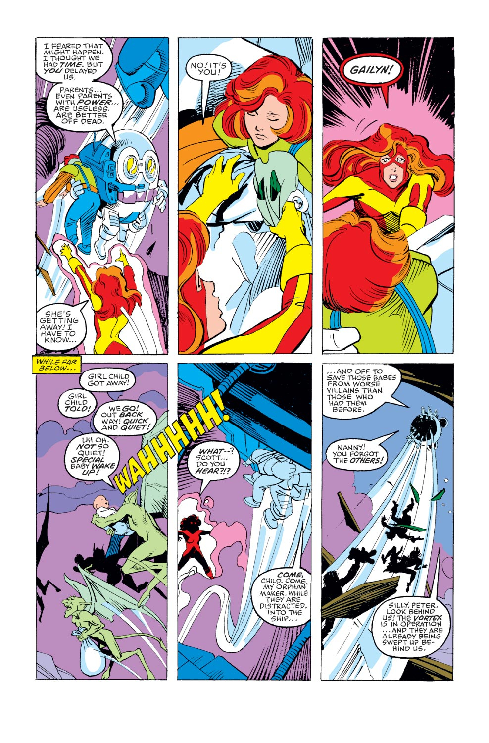 Read online X-Factor (1986) comic -  Issue #35 - 22