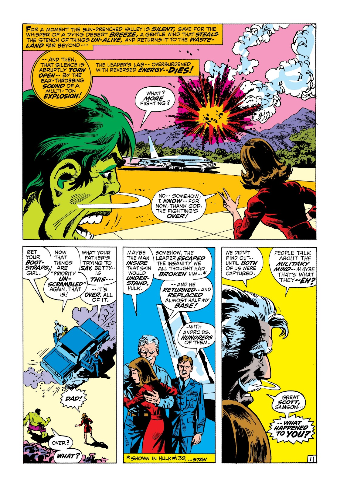 Read online Marvel Masterworks: The Incredible Hulk comic -  Issue # TPB 8 (Part 1) - 74