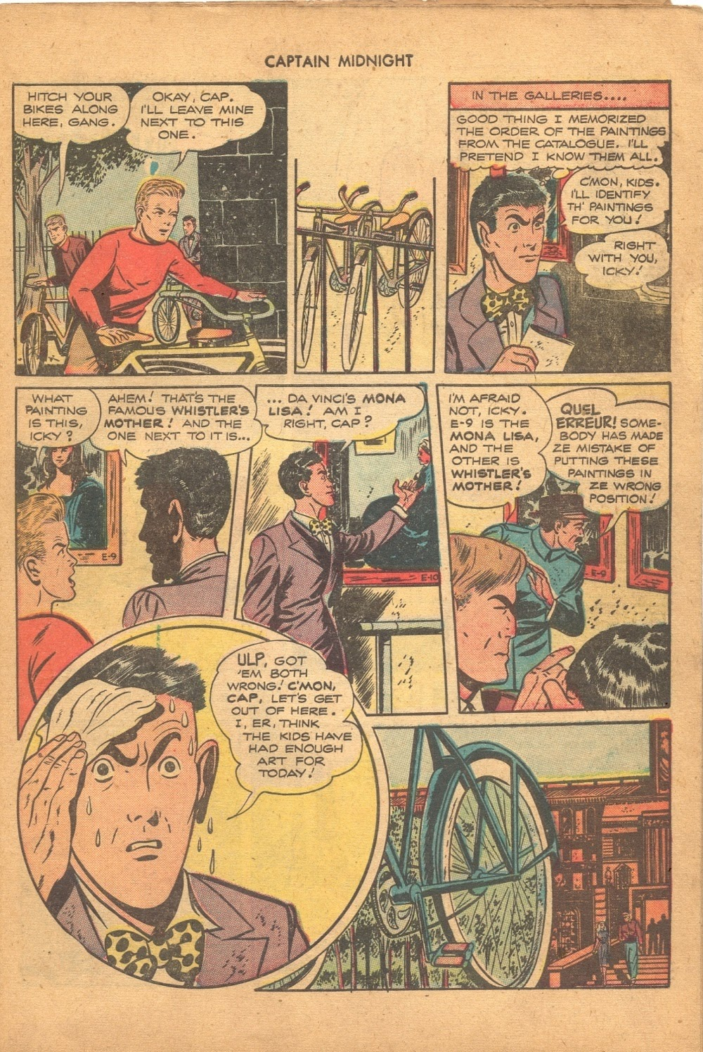 Captain Midnight (1942) issue 61 - Page 27
