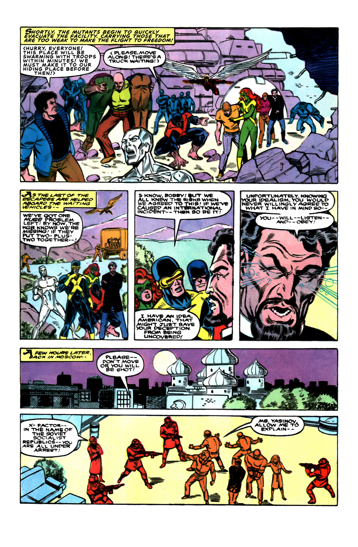 Read online X-Factor (1986) comic -  Issue # _ Annual 1 - 38