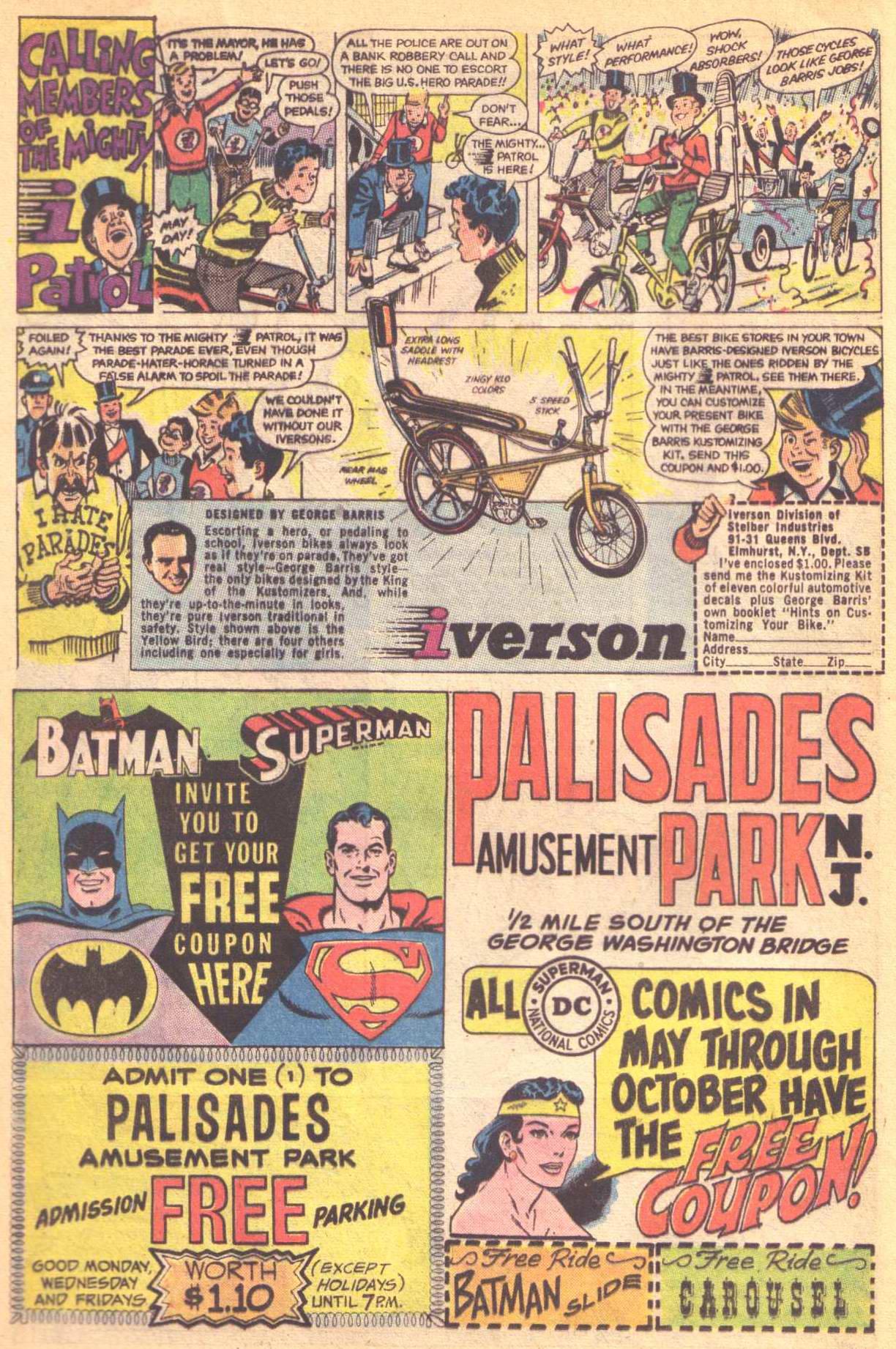 Read online Adventure Comics (1938) comic -  Issue #382 - 12