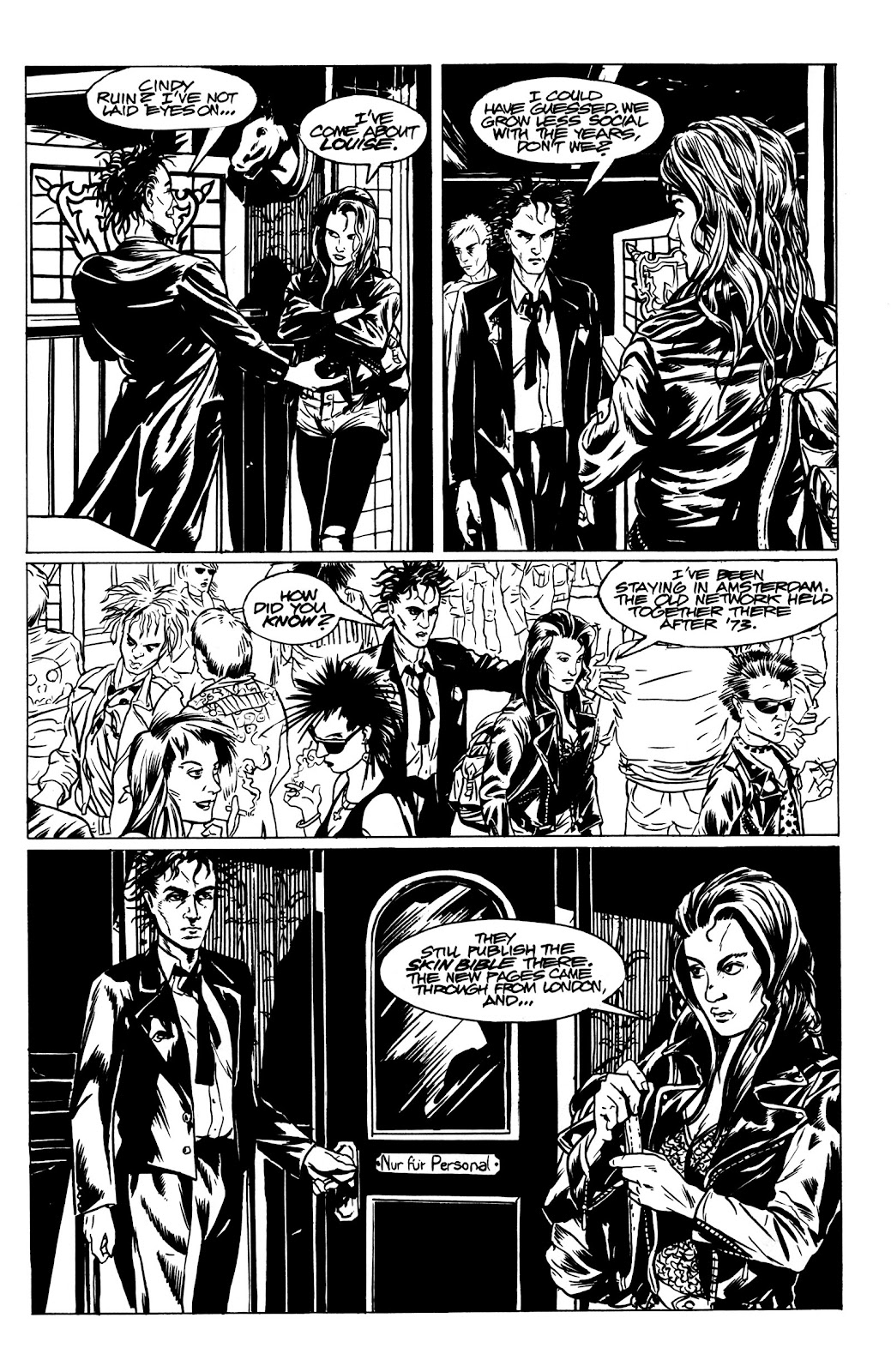 Read online Sugarvirus comic -  Issue # Full - 11