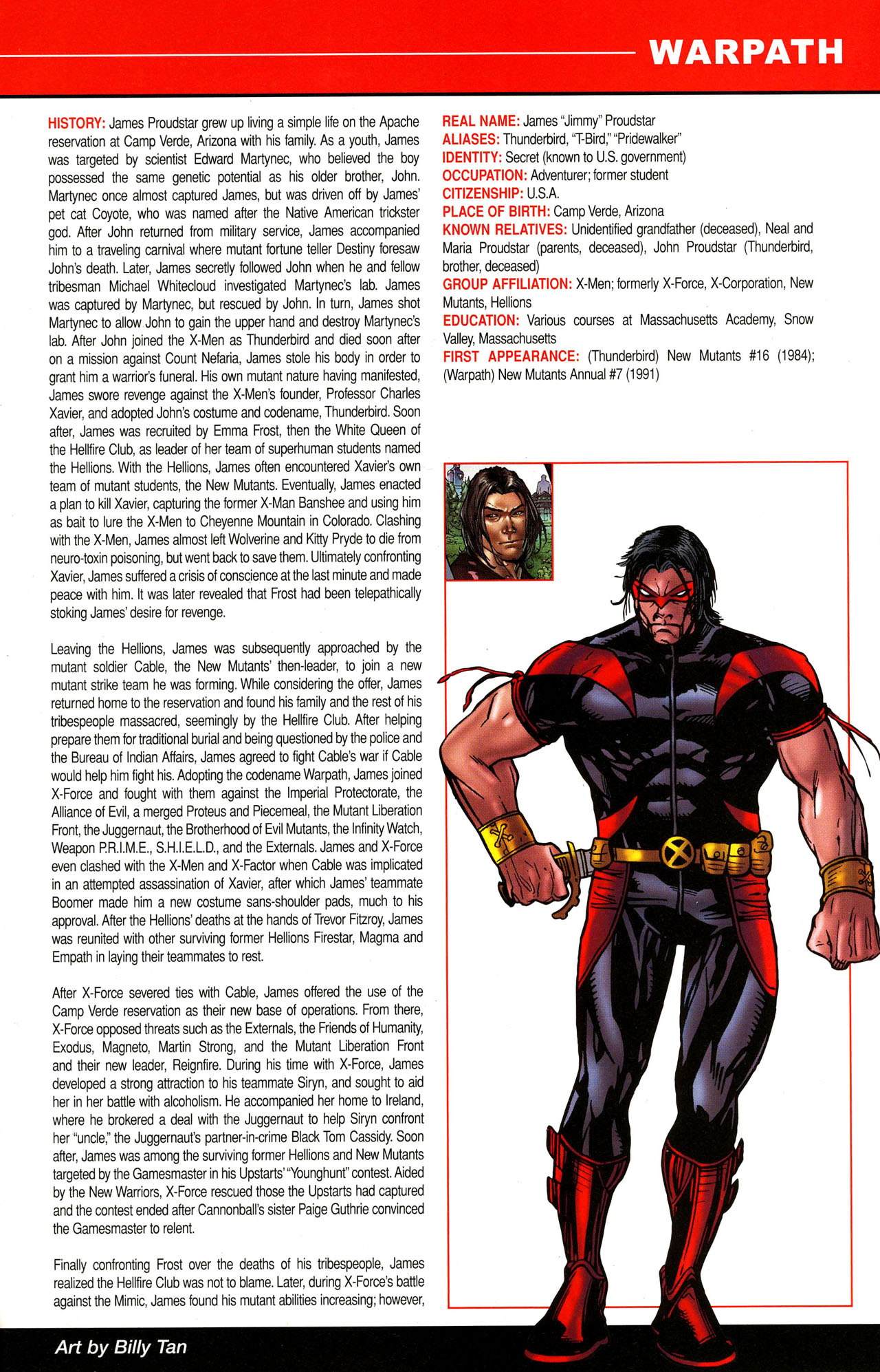 Read online All-New Official Handbook of the Marvel Universe A to Z comic -  Issue #12 - 31