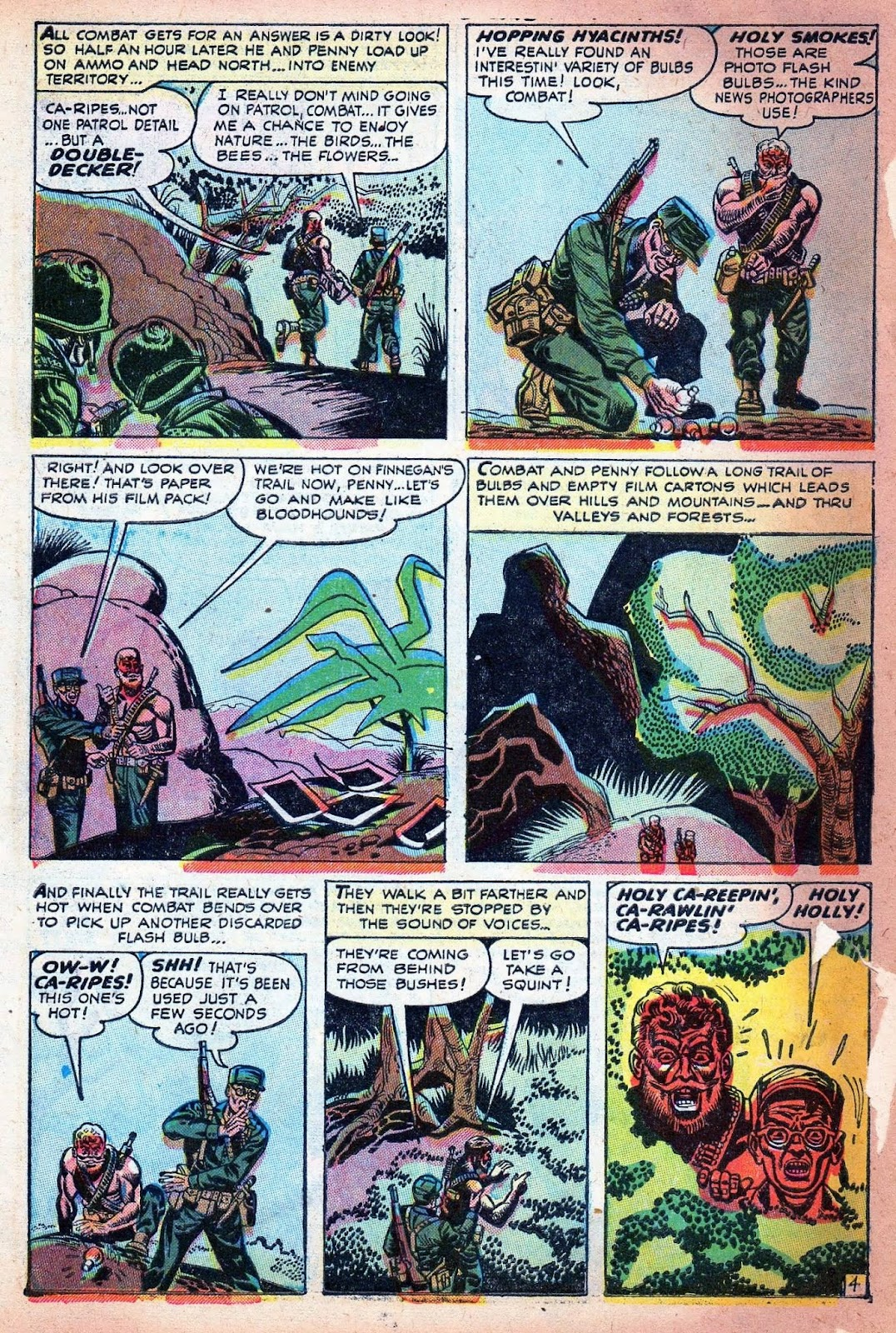 Combat (1952) issue 7 - Page 6