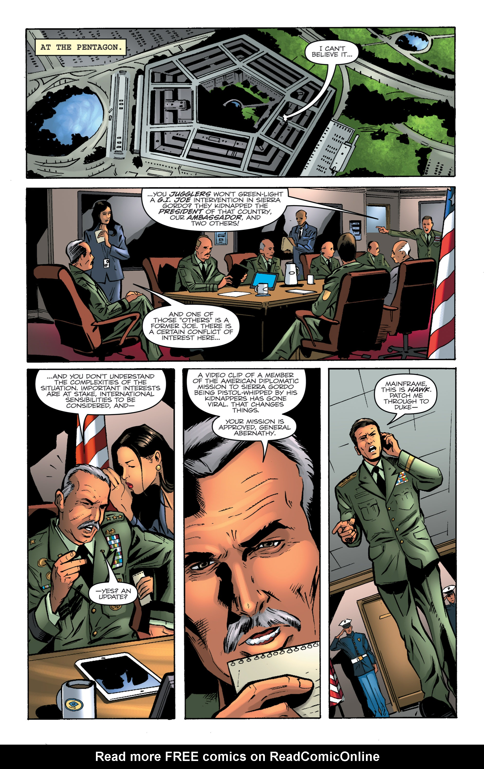 G.I. Joe: A Real American Hero 194 Page 10