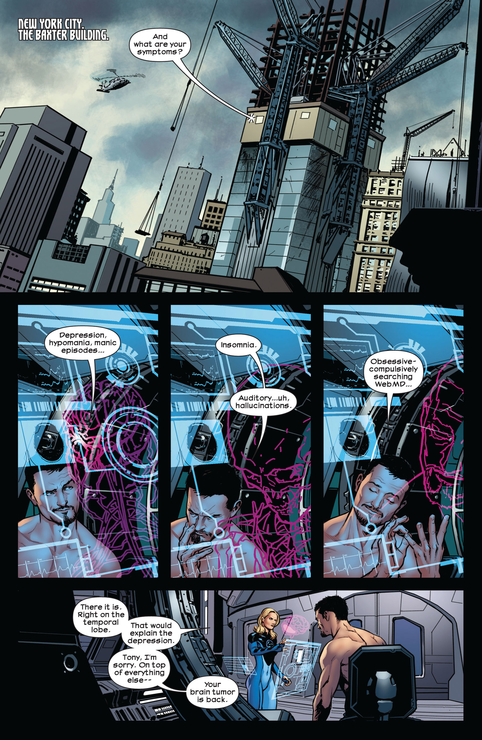 Read online Ultimate Comics Ultimates comic -  Issue #10 - 18