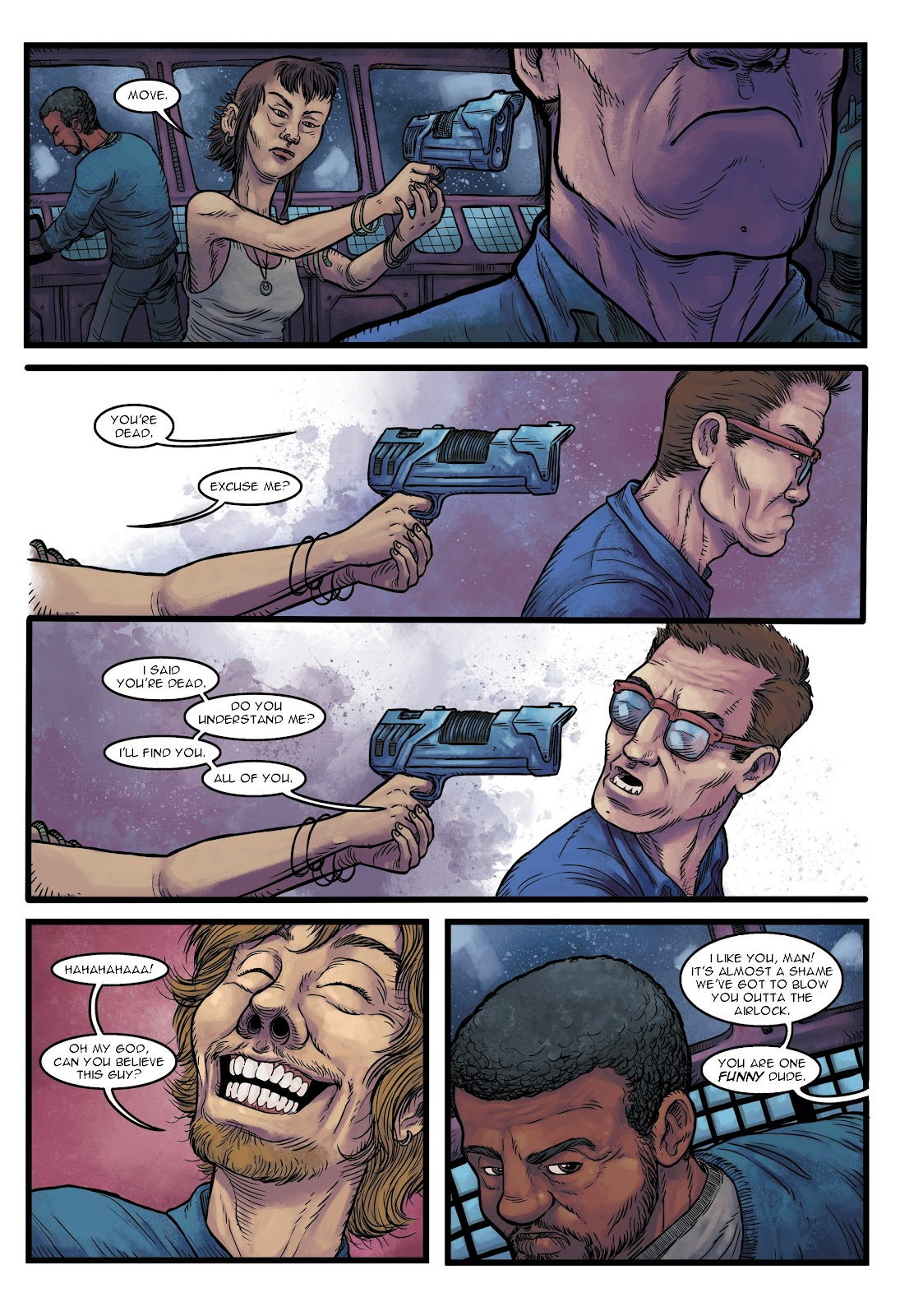 Read online Impossible comic -  Issue # TPB - 34