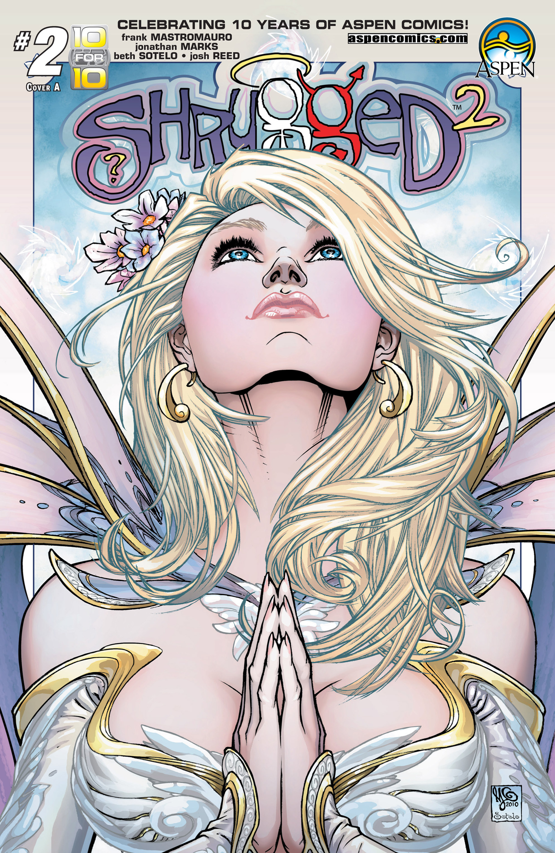 Read online Shrugged (2013) comic -  Issue #2 - 1