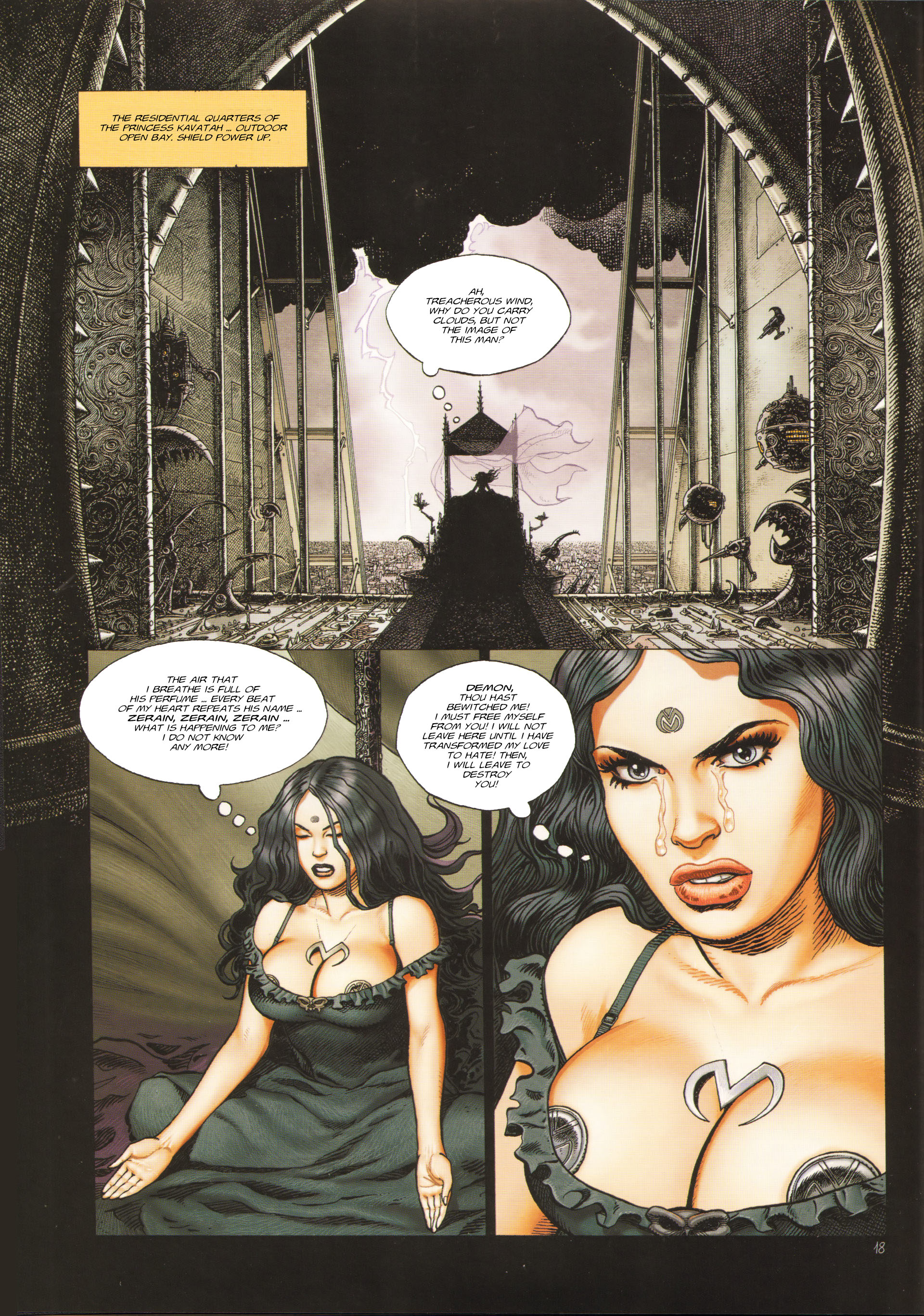 Read online Megalex (2014) comic -  Issue #3 - 21