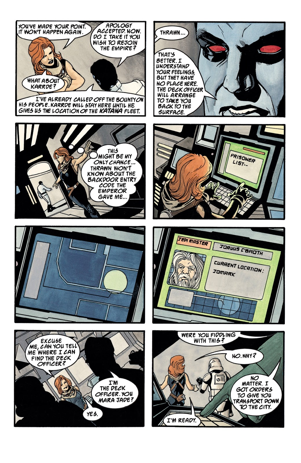Read online Star Wars Legends: The New Republic - Epic Collection comic -  Issue # TPB 4 (Part 3) - 39