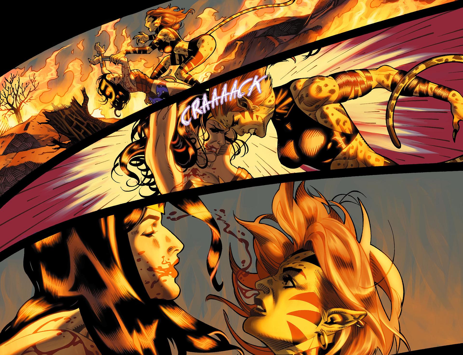 Read online Sensation Comics Featuring Wonder Woman comic -  Issue #13 - 6