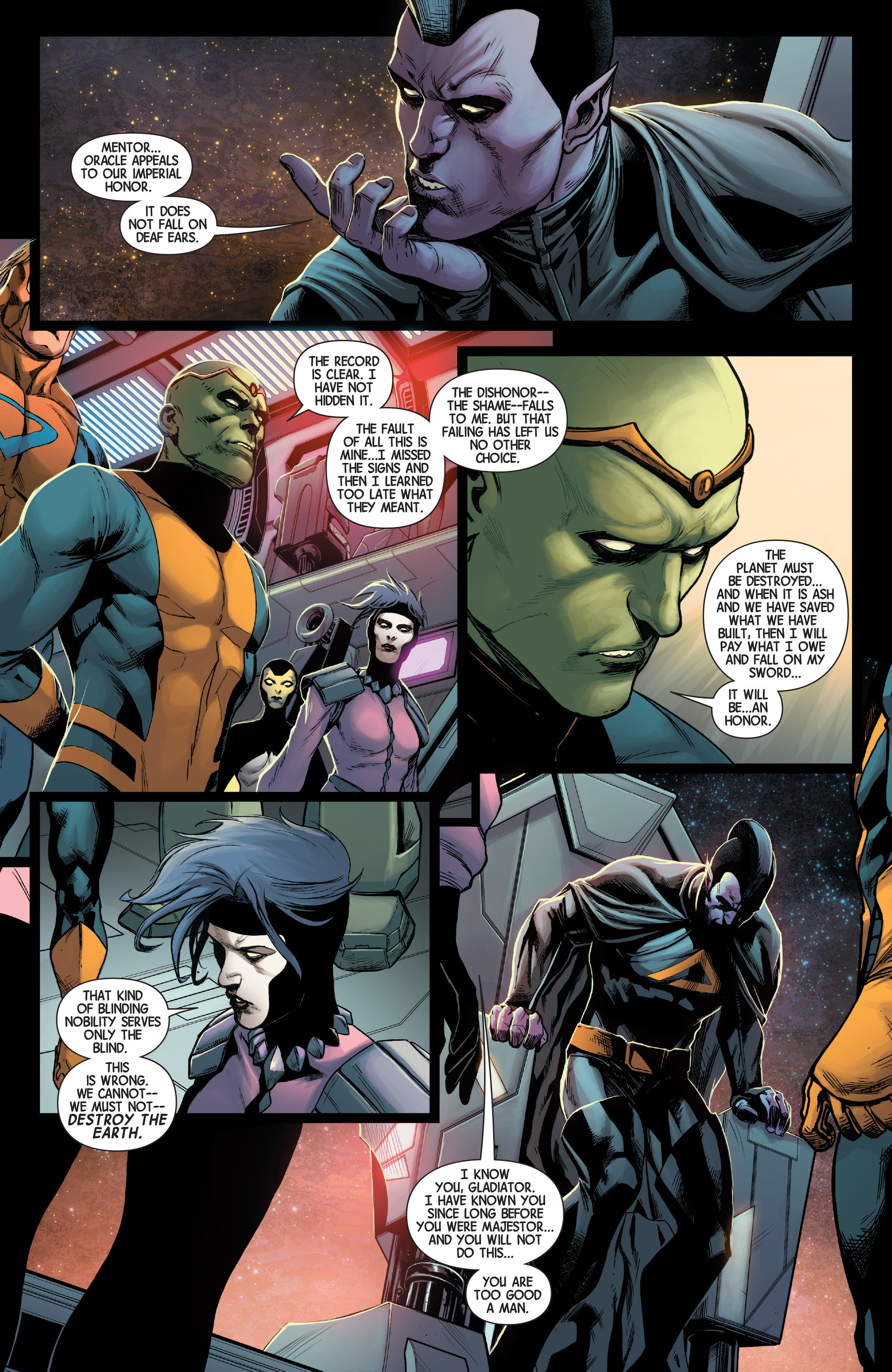 Read online Avengers (2013) comic -  Issue #42 - 17