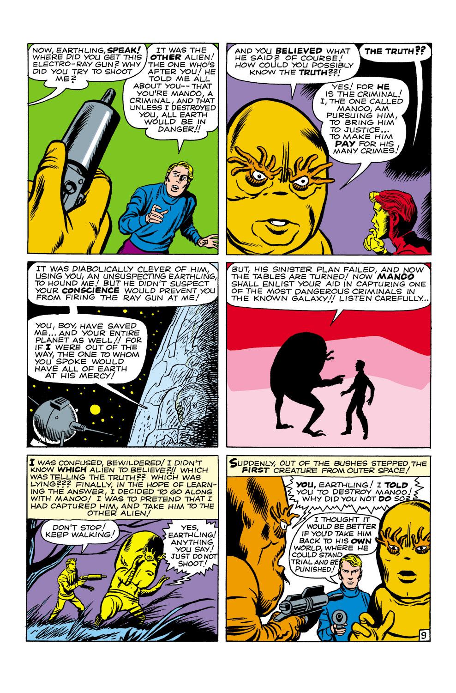 Read online Amazing Adventures (1961) comic -  Issue #2 - 11