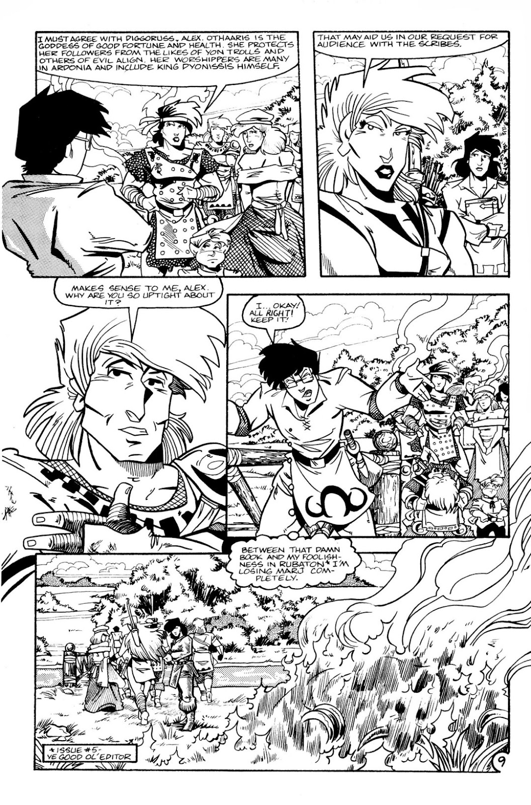 The Realm (1986) issue 8 - Page 11