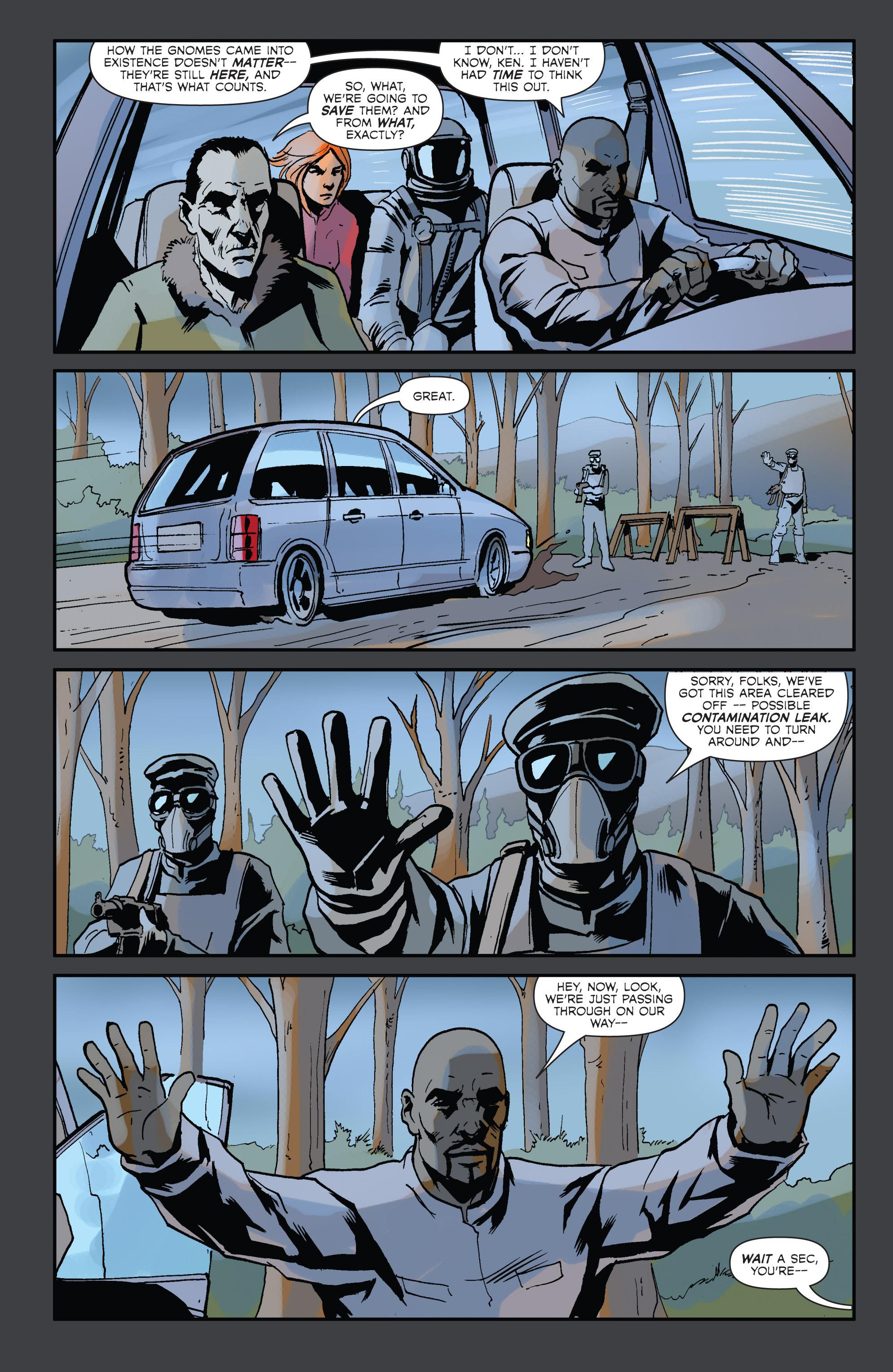 Read online Hoax Hunters (2012) comic -  Issue # TPB 2 - 61