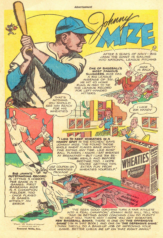 Read online Sensation (Mystery) Comics comic -  Issue #57 - 16