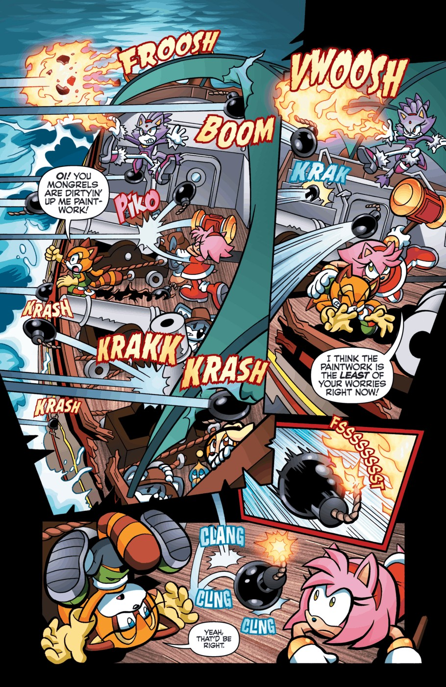Read online Sonic Universe comic -  Issue #55 - 8