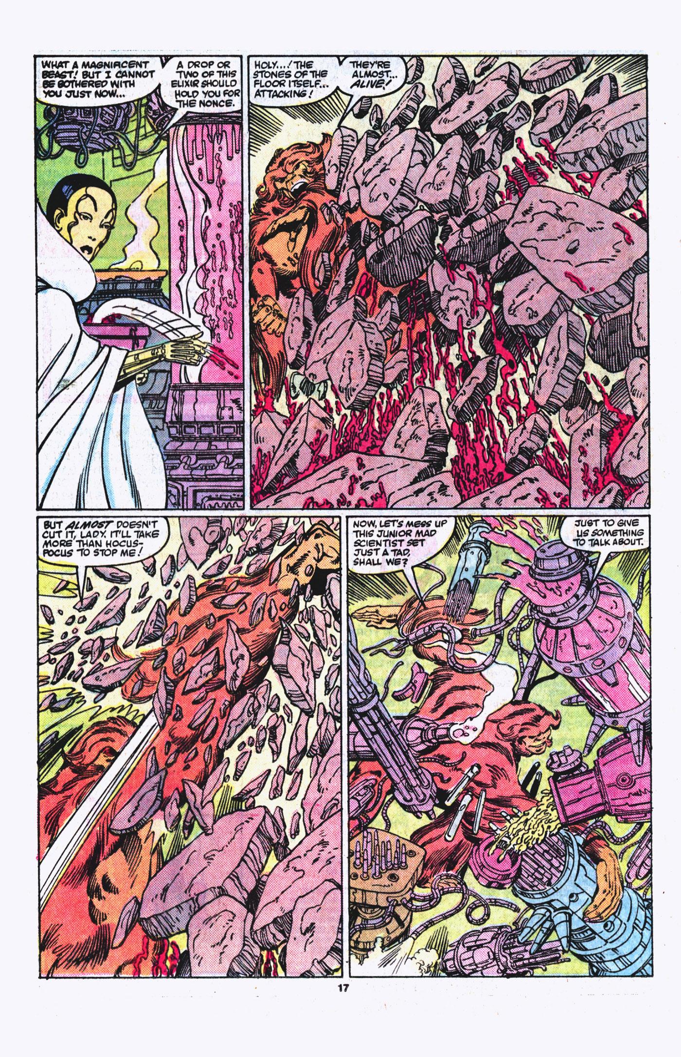 Read online Alpha Flight (1983) comic -  Issue #21 - 18