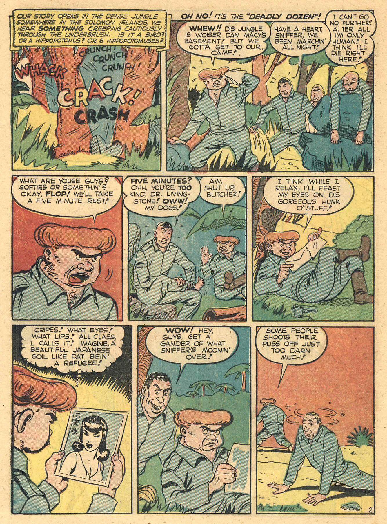 Daredevil (1941) issue 16 - Page 20