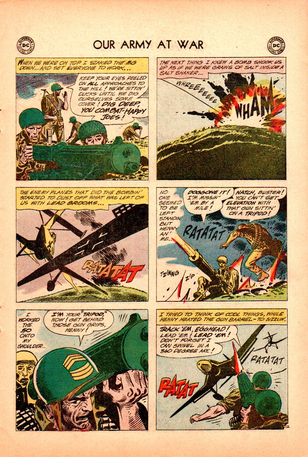 Our Army at War (1952) issue 101 - Page 15