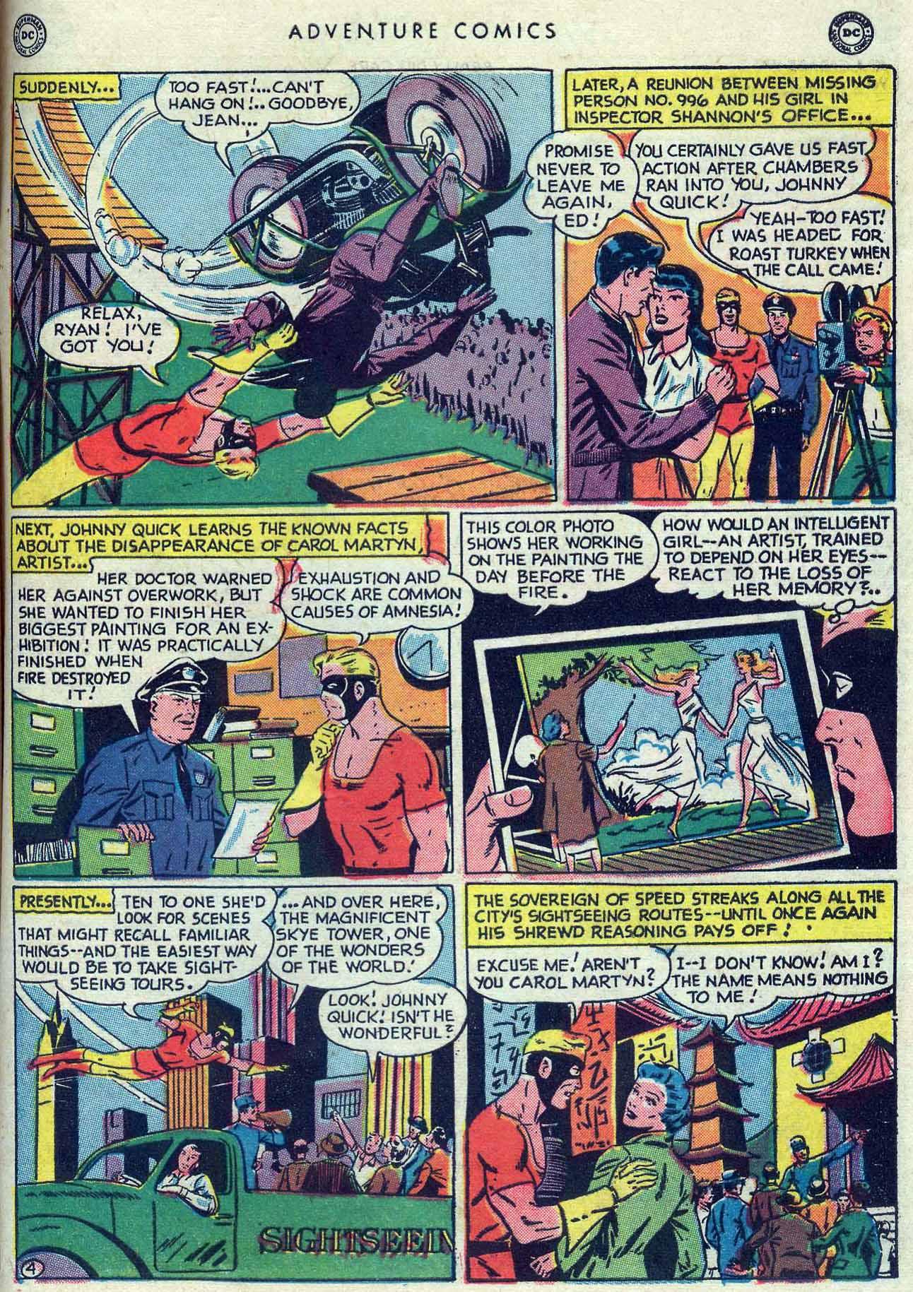 Read online Adventure Comics (1938) comic -  Issue #149 - 45