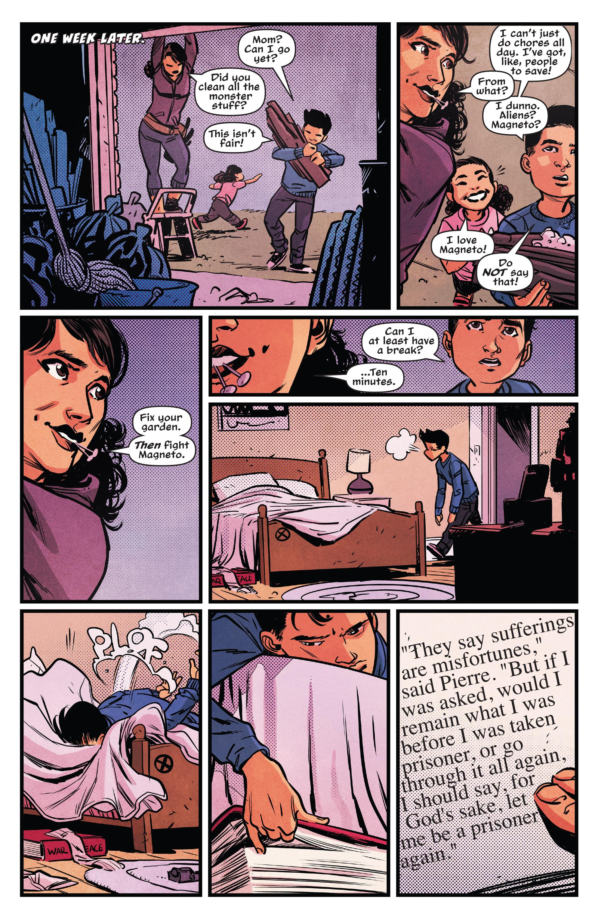 Read online Nova (2017) comic -  Issue #7 - 19