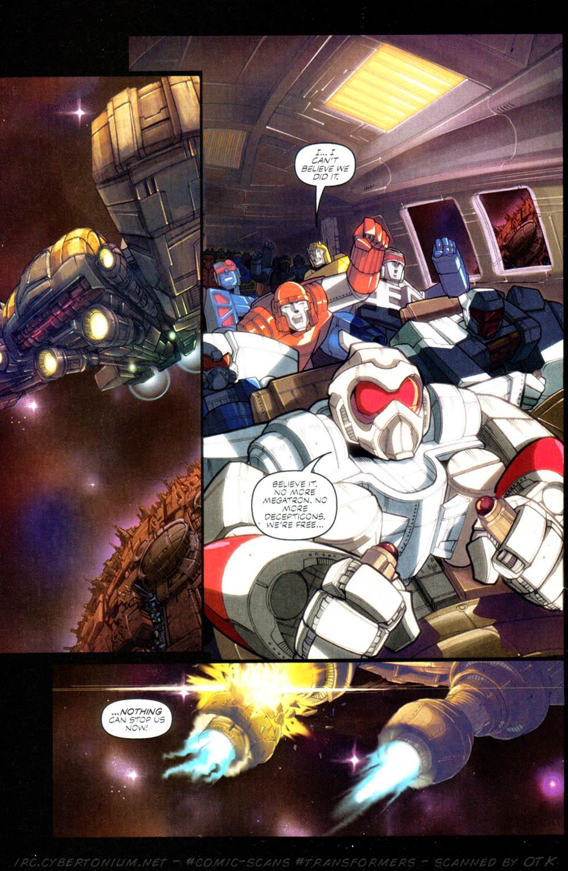 Read online Transformers Armada comic -  Issue #2 - 24