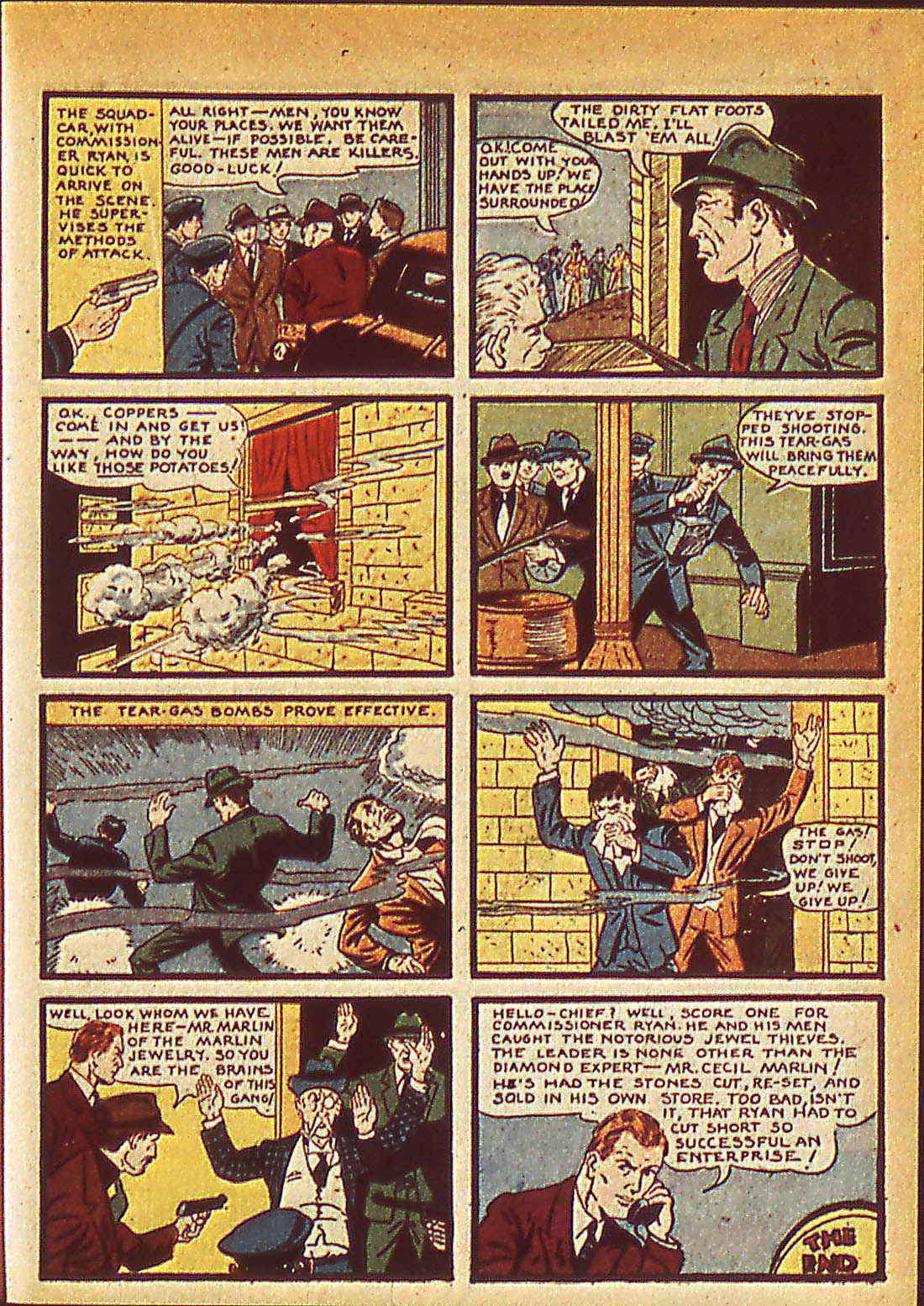 Read online Detective Comics (1937) comic -  Issue #42 - 29