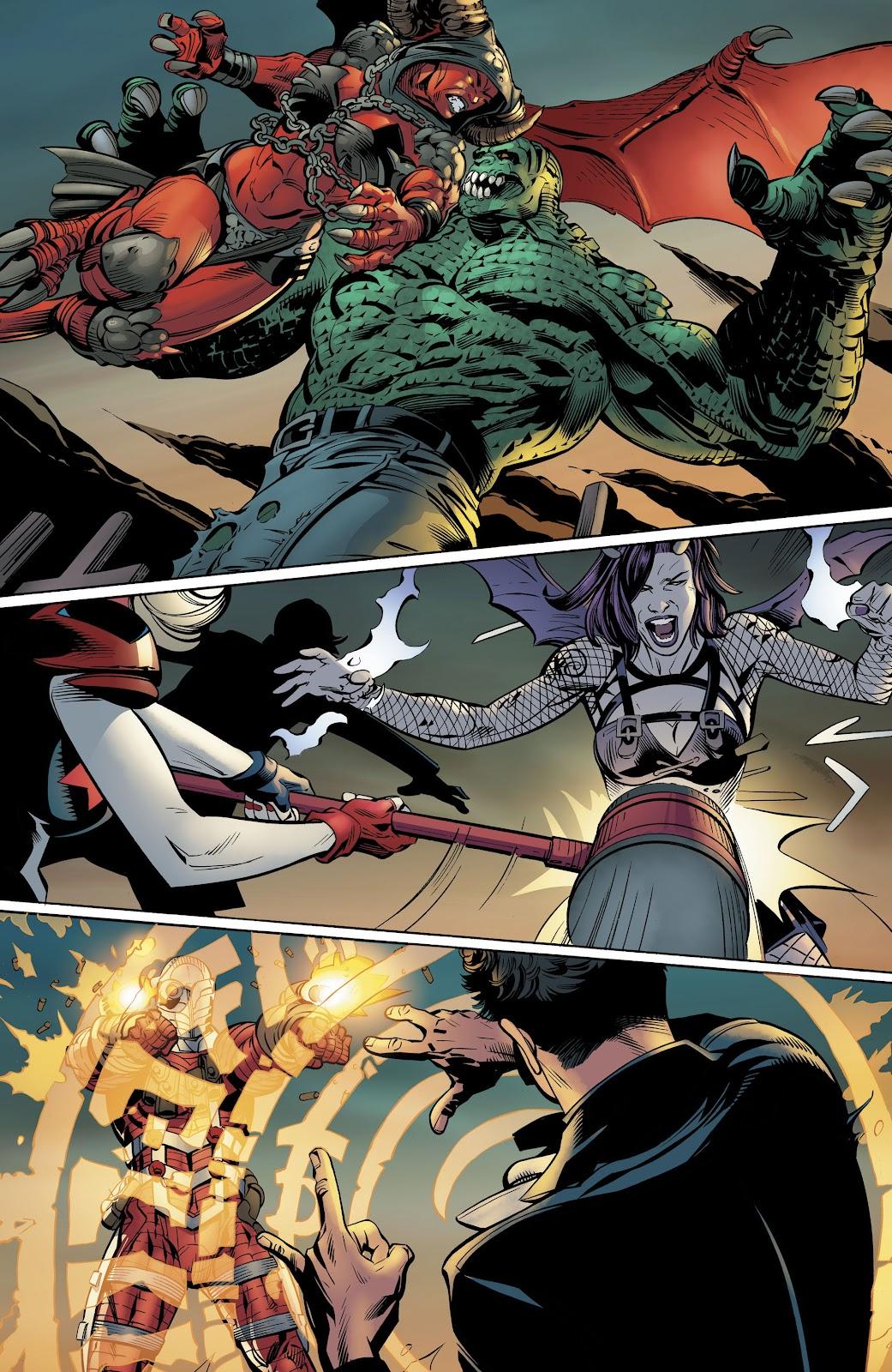 Read online Suicide Squad Black Files comic -  Issue #4 - 33