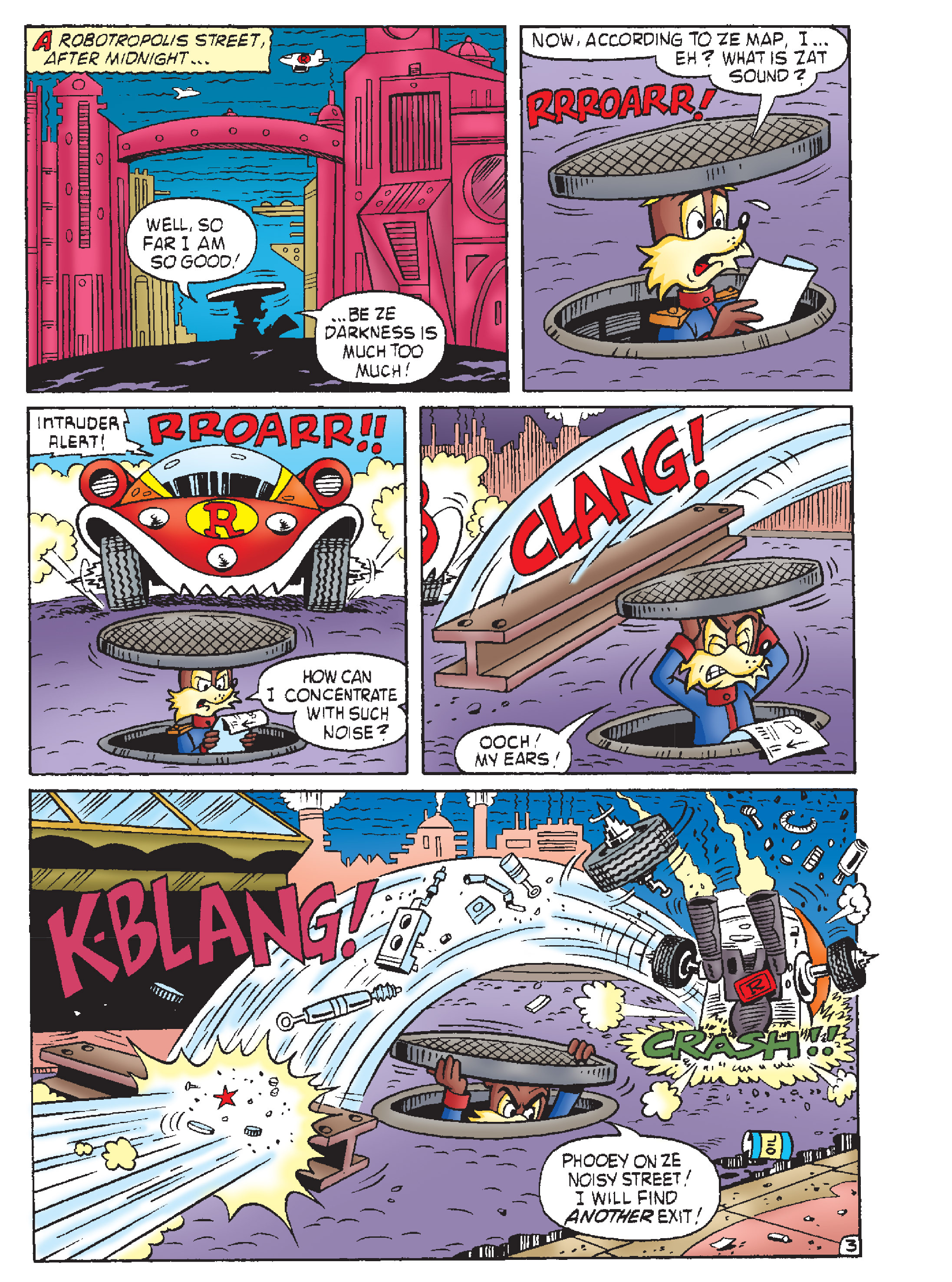Read online Sonic Super Digest comic -  Issue #8 - 91