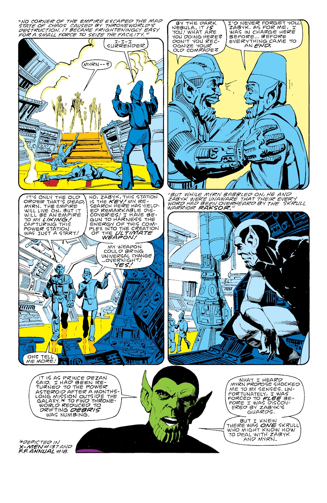 Read online Secret Invasion: Rise of the Skrulls comic -  Issue # TPB (Part 2) - 41
