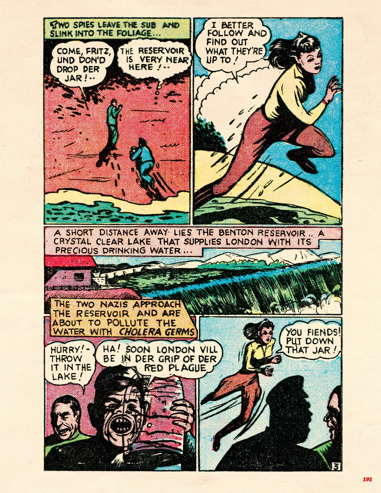 Read online Super Weird Heroes comic -  Issue # TPB 2 (Part 2) - 91