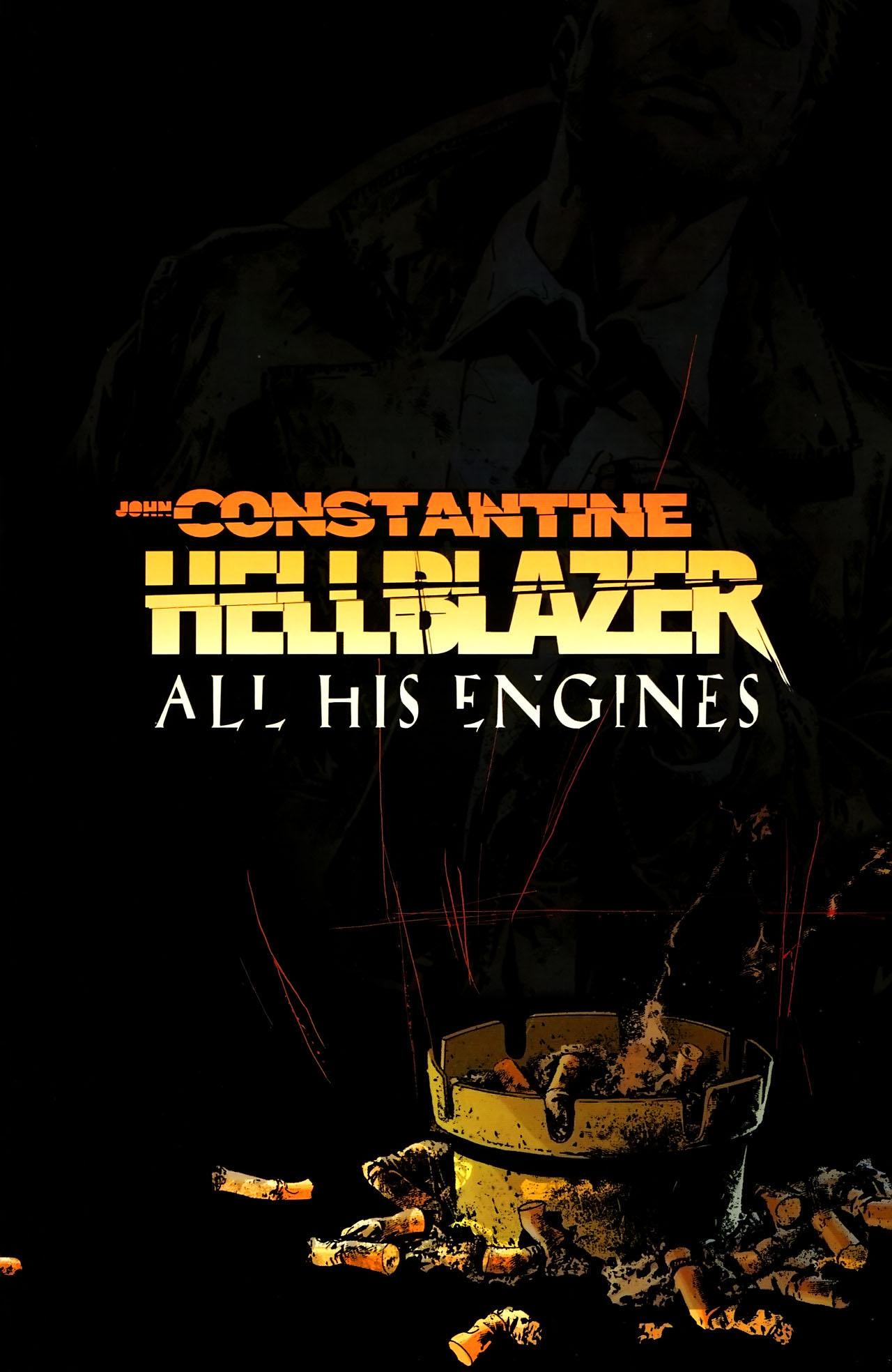 Read online John Constantine Hellblazer: All His Engines comic -  Issue # Full - 5