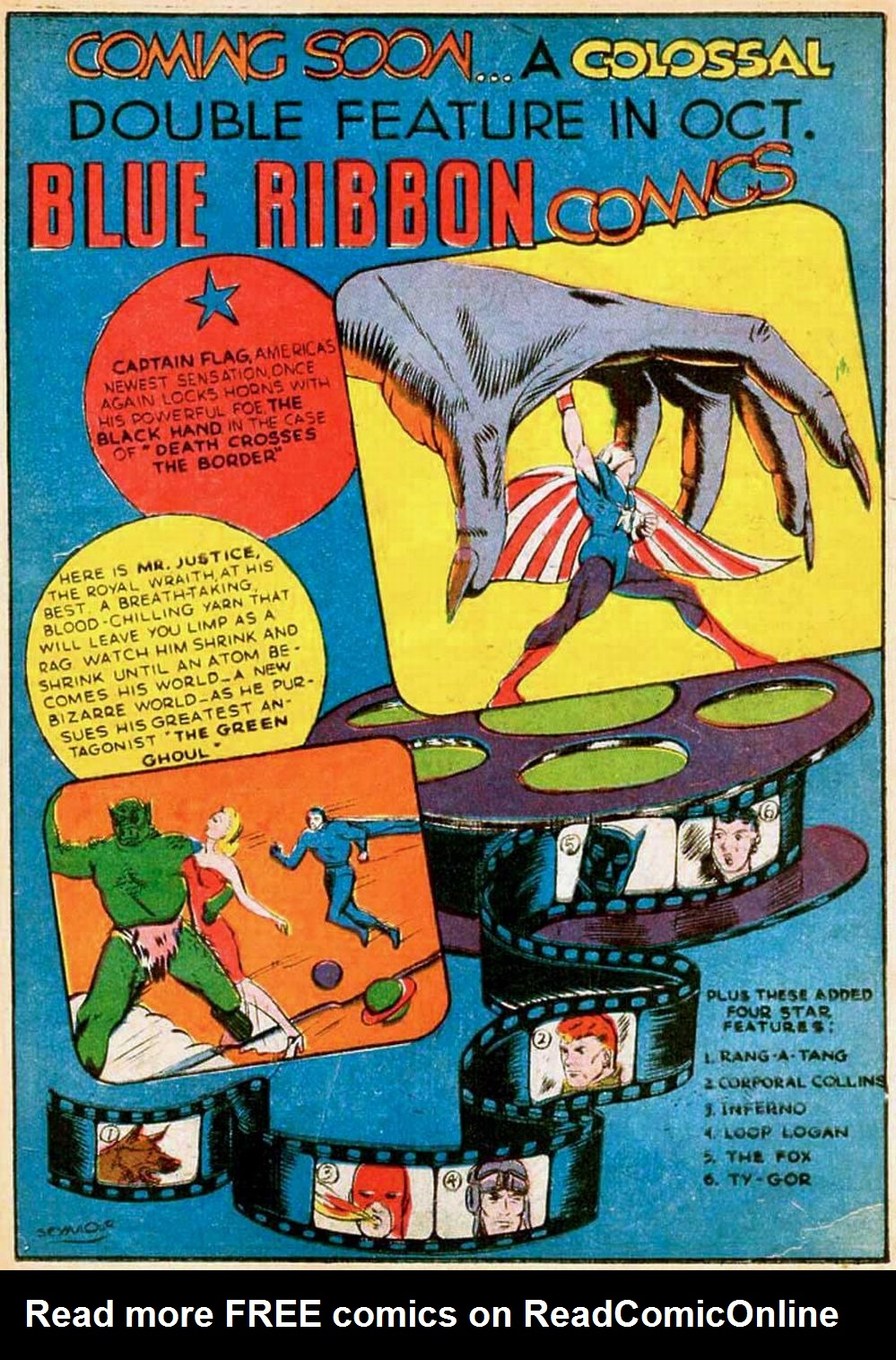 Zip Comics issue 19 - Page 45