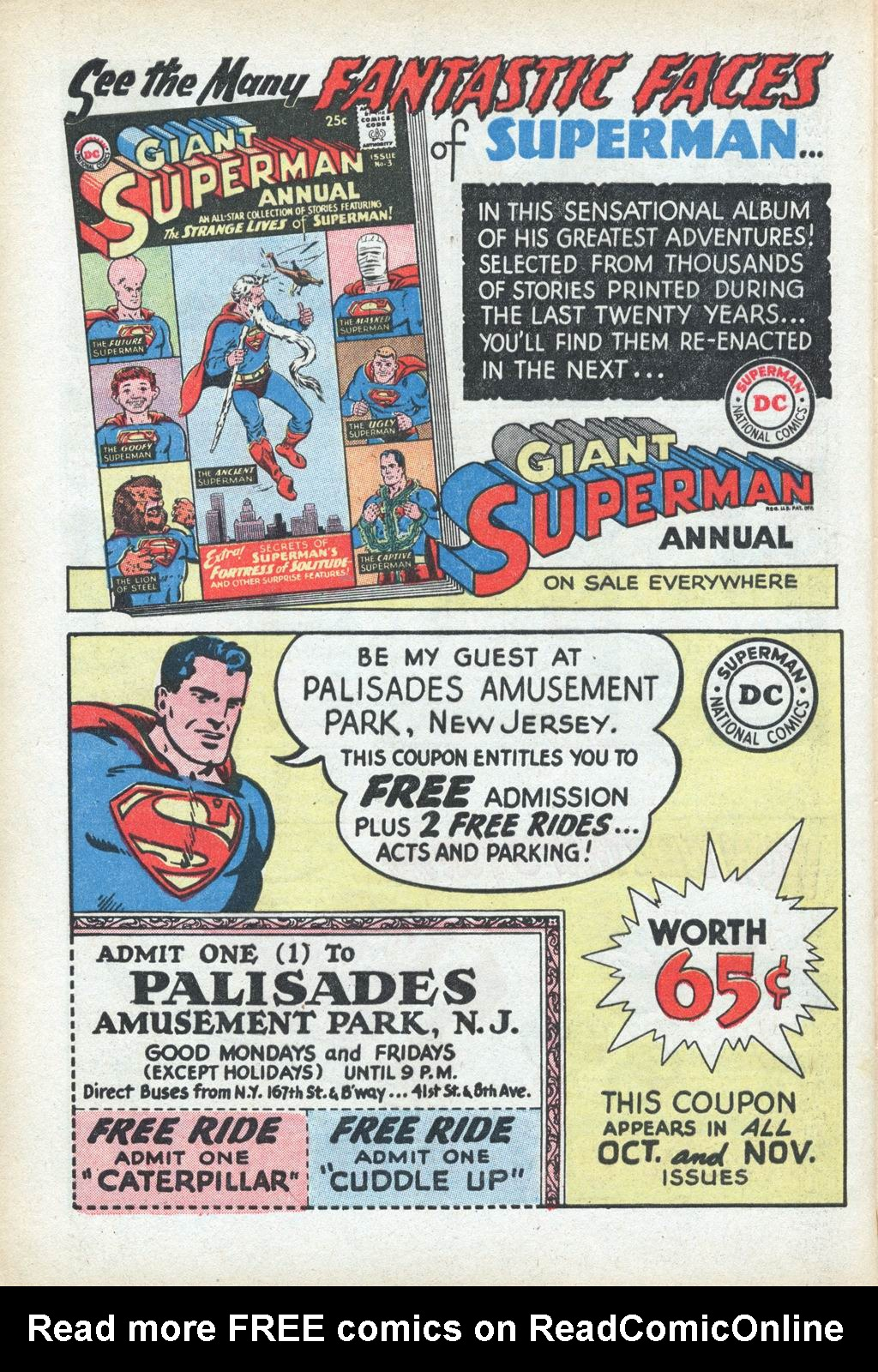 Read online Action Comics (1938) comic -  Issue #281 - 32